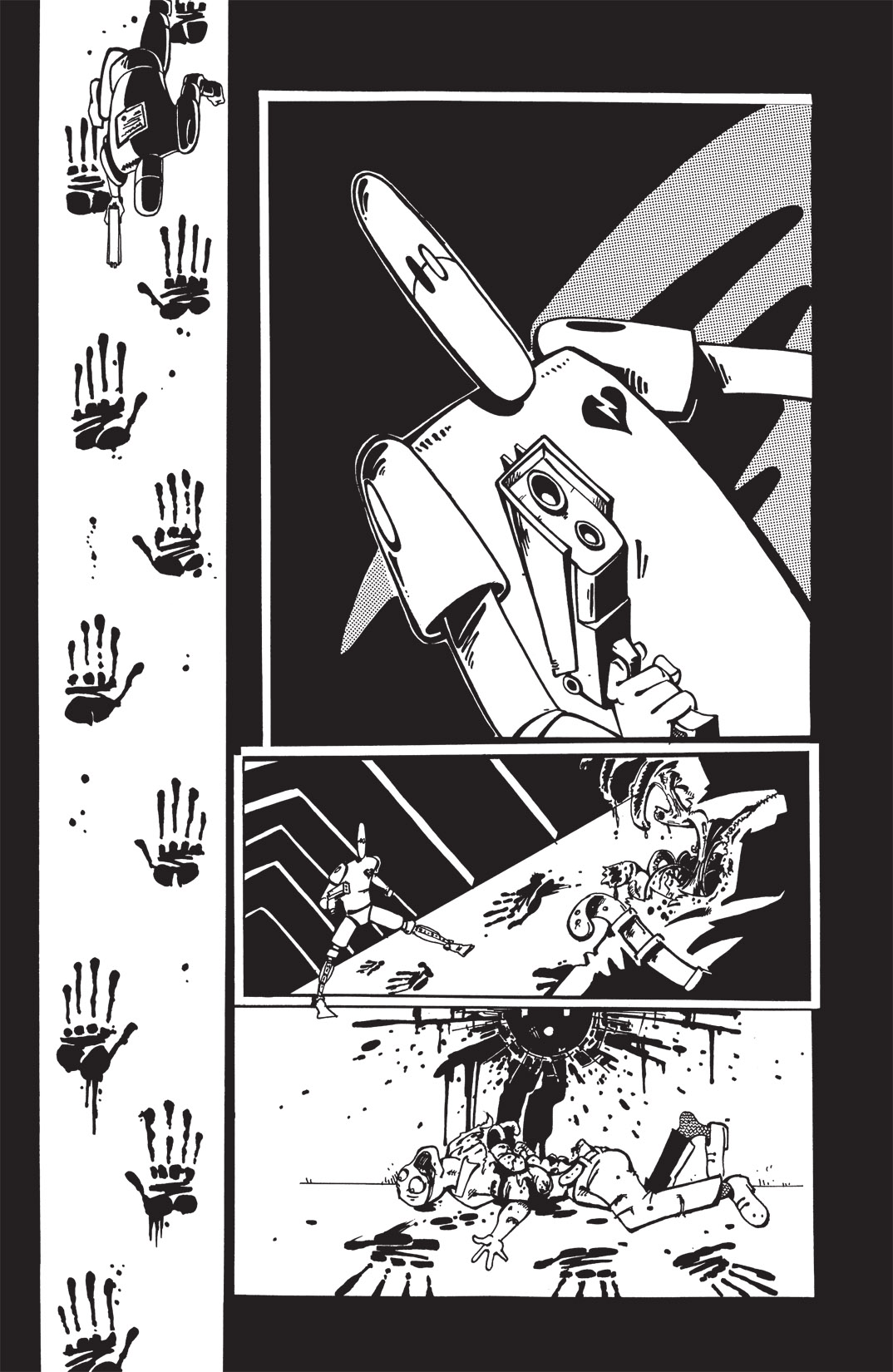 Read online Scud: The Disposable Assassin: The Whole Shebang comic -  Issue # TPB (Part 1) - 15