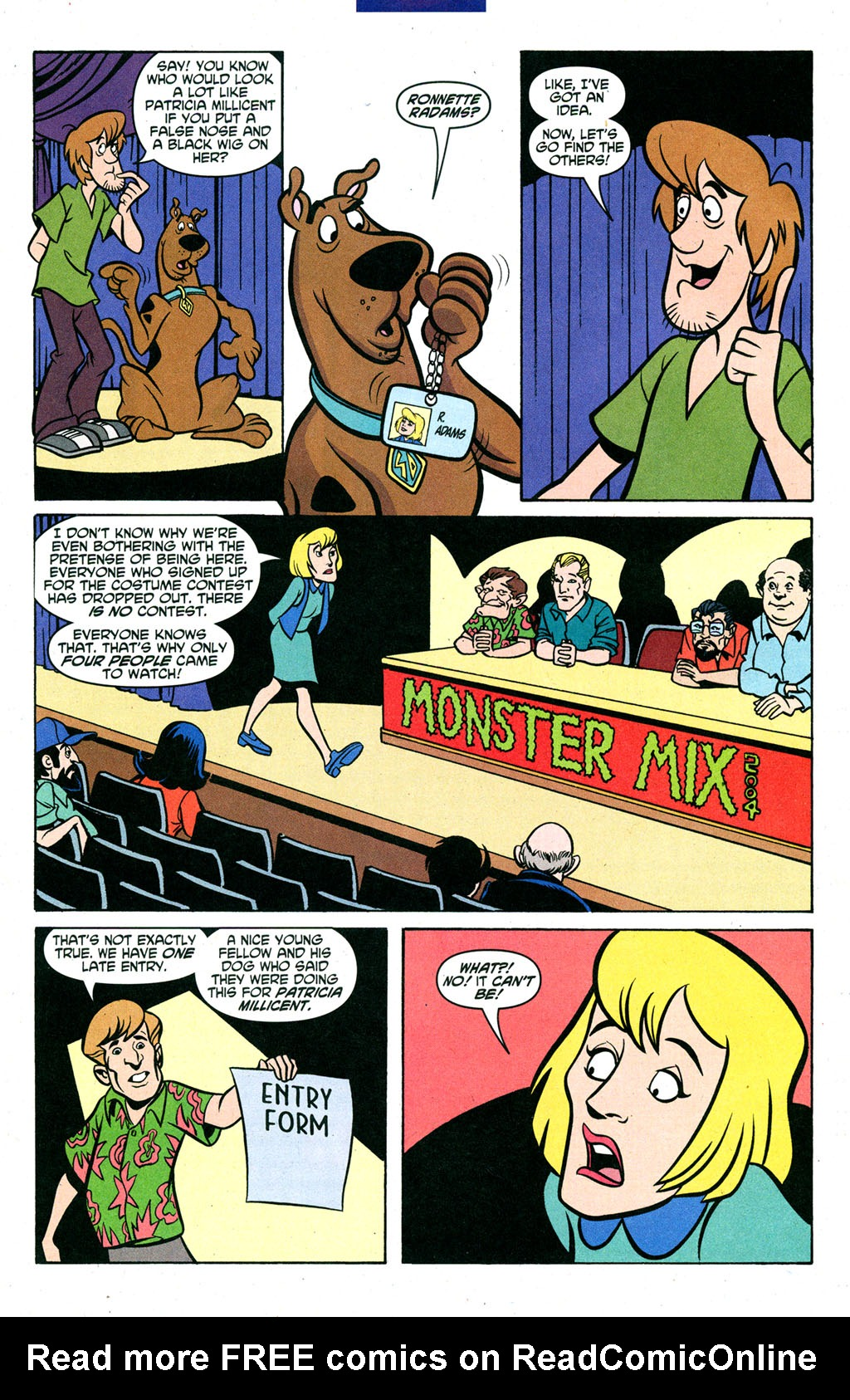 Read online Scooby-Doo (1997) comic -  Issue #92 - 10