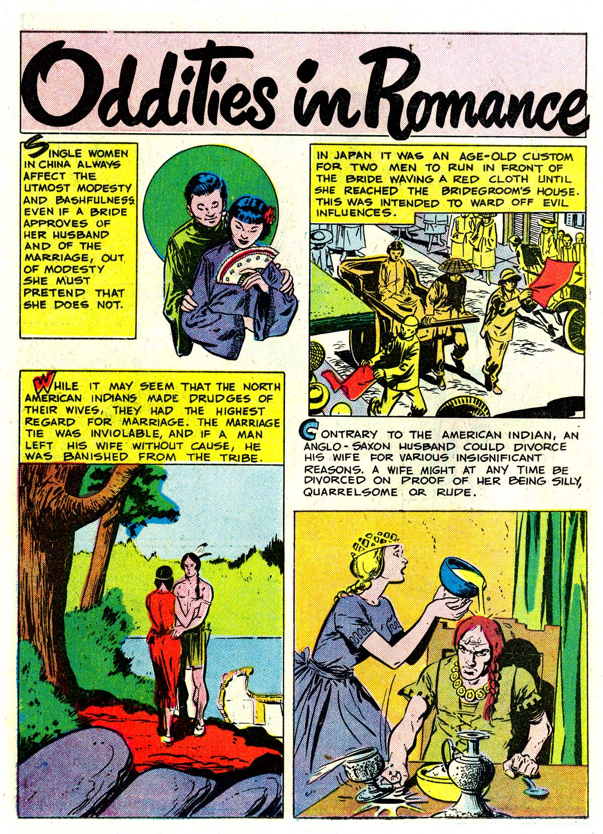 Read online Secret Hearts comic -  Issue #42 - 26