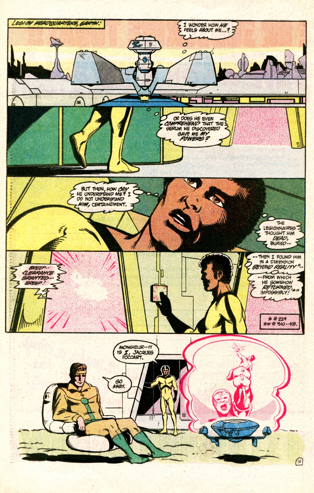 Tales of the Legion Issue #314 #1 - English 19
