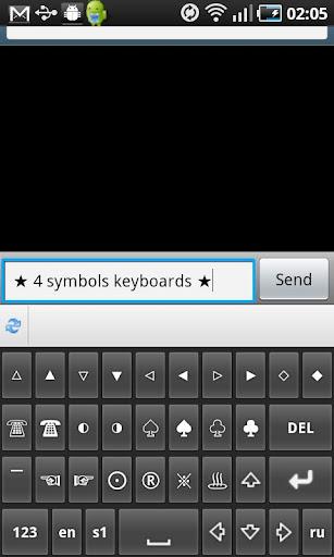 SymbolsKeyboard & TextArt Pro