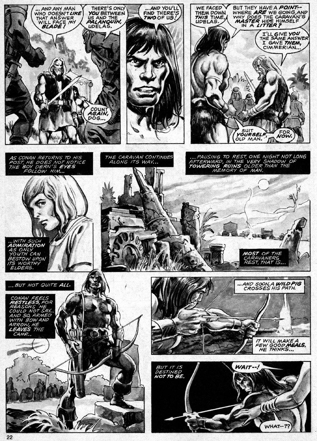 The Savage Sword Of Conan Issue #69 #70 - English 22