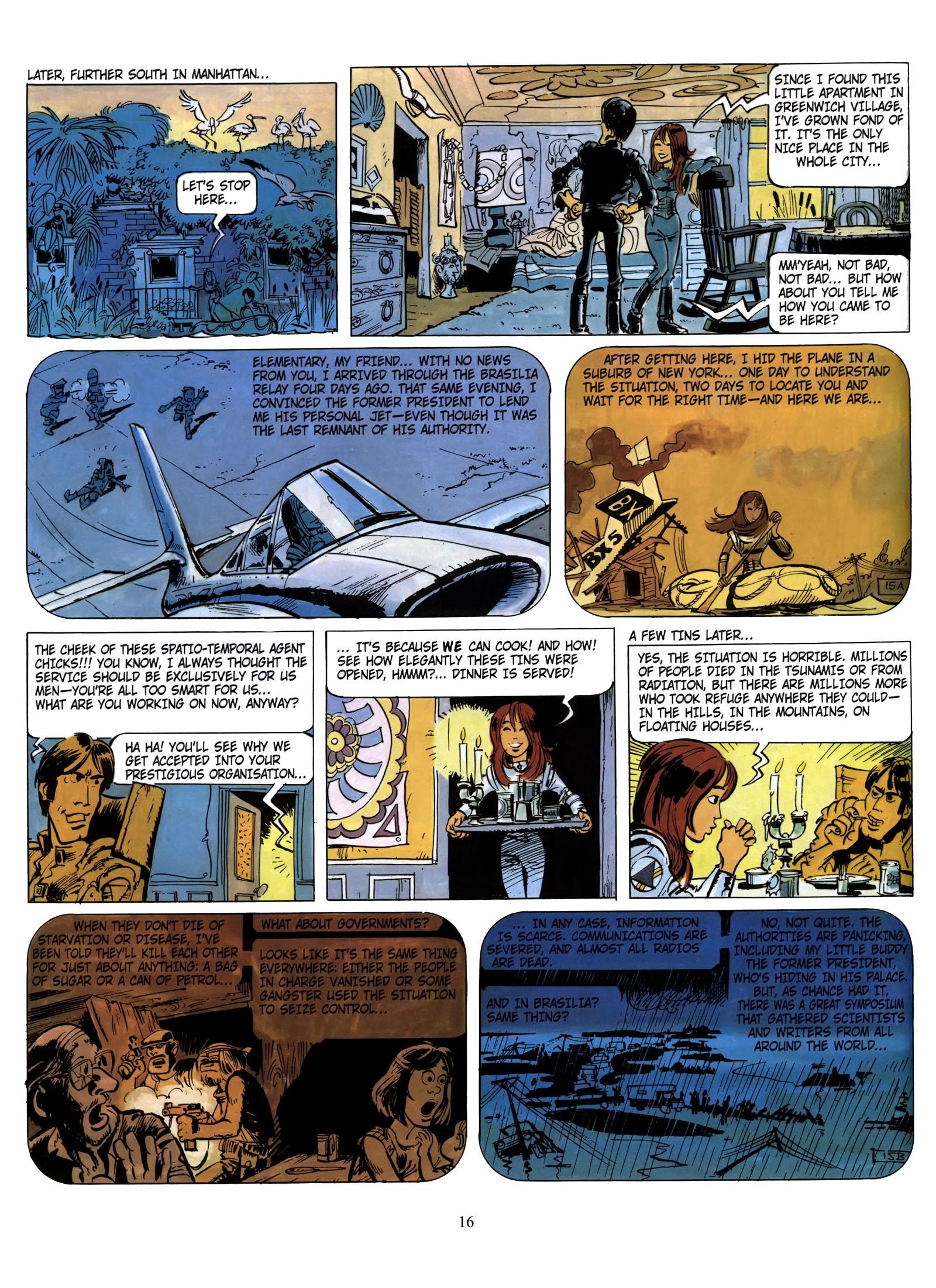 Valerian and Laureline #1 #23 - English 17