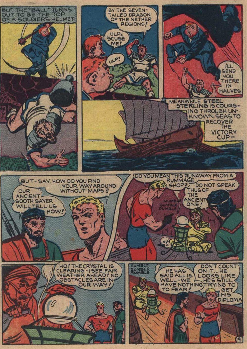 Zip Comics 25 Page 12