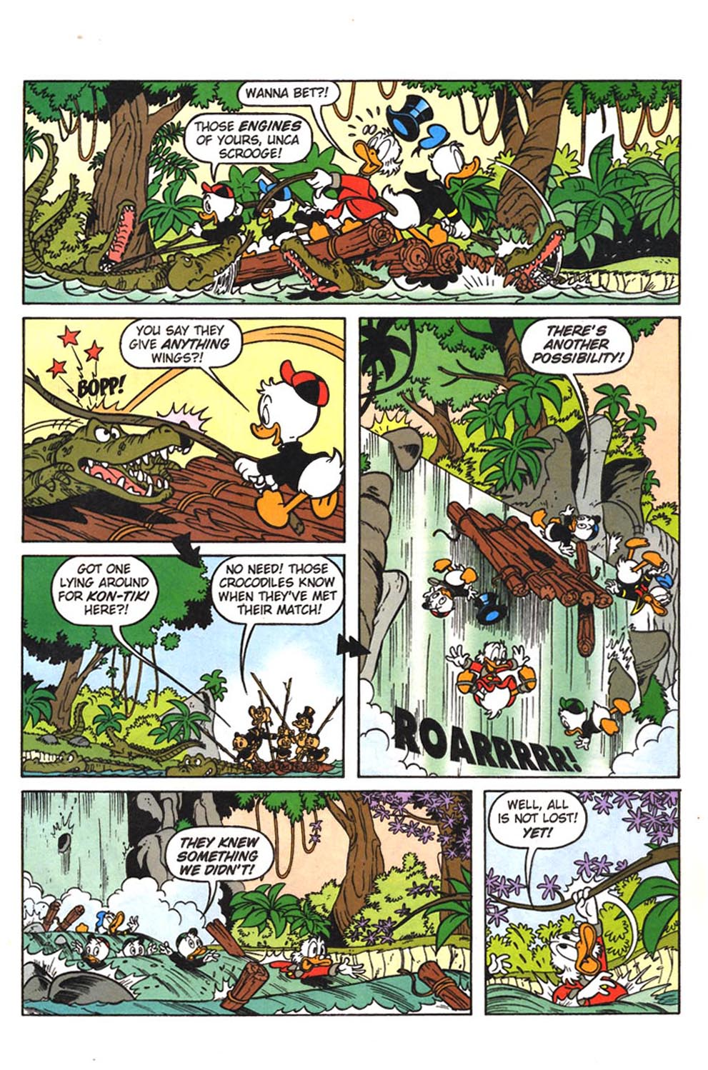 Uncle Scrooge (1953) Issue #307 #307 - English 9