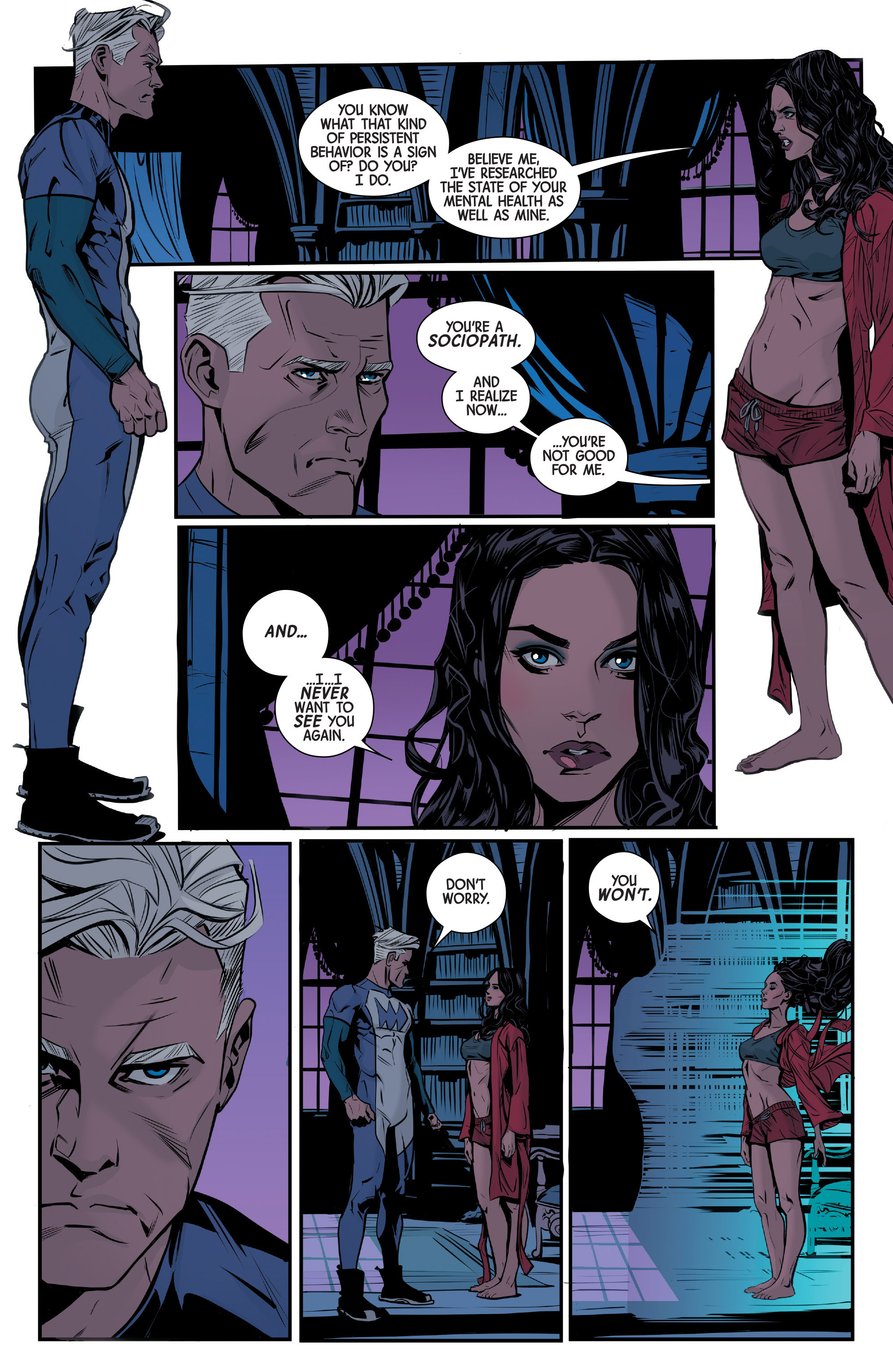 Read online Scarlet Witch (2016) comic -  Issue #9 - 20