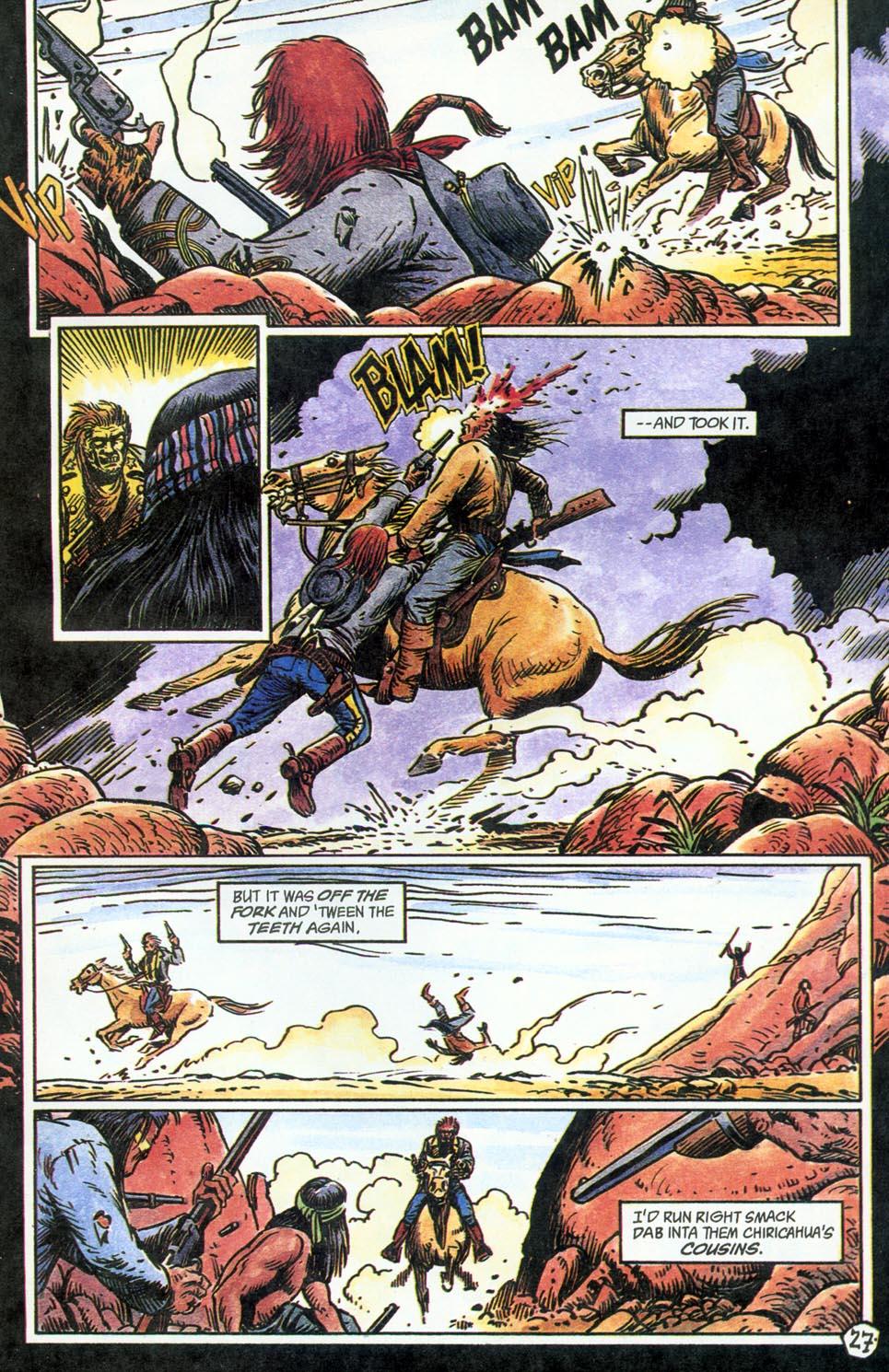 Jonah Hex: Two-Gun Mojo Issue #4 #4 - English 29