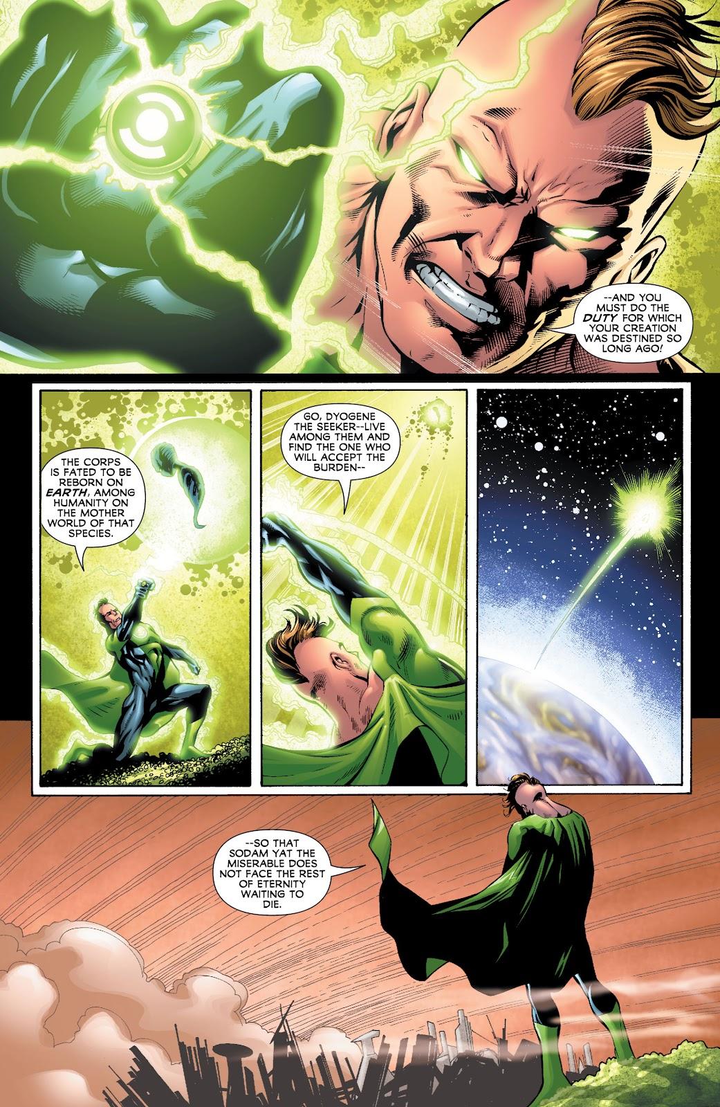 Legion of Super-Heroes (2010) Issue #4 #5 - English 24