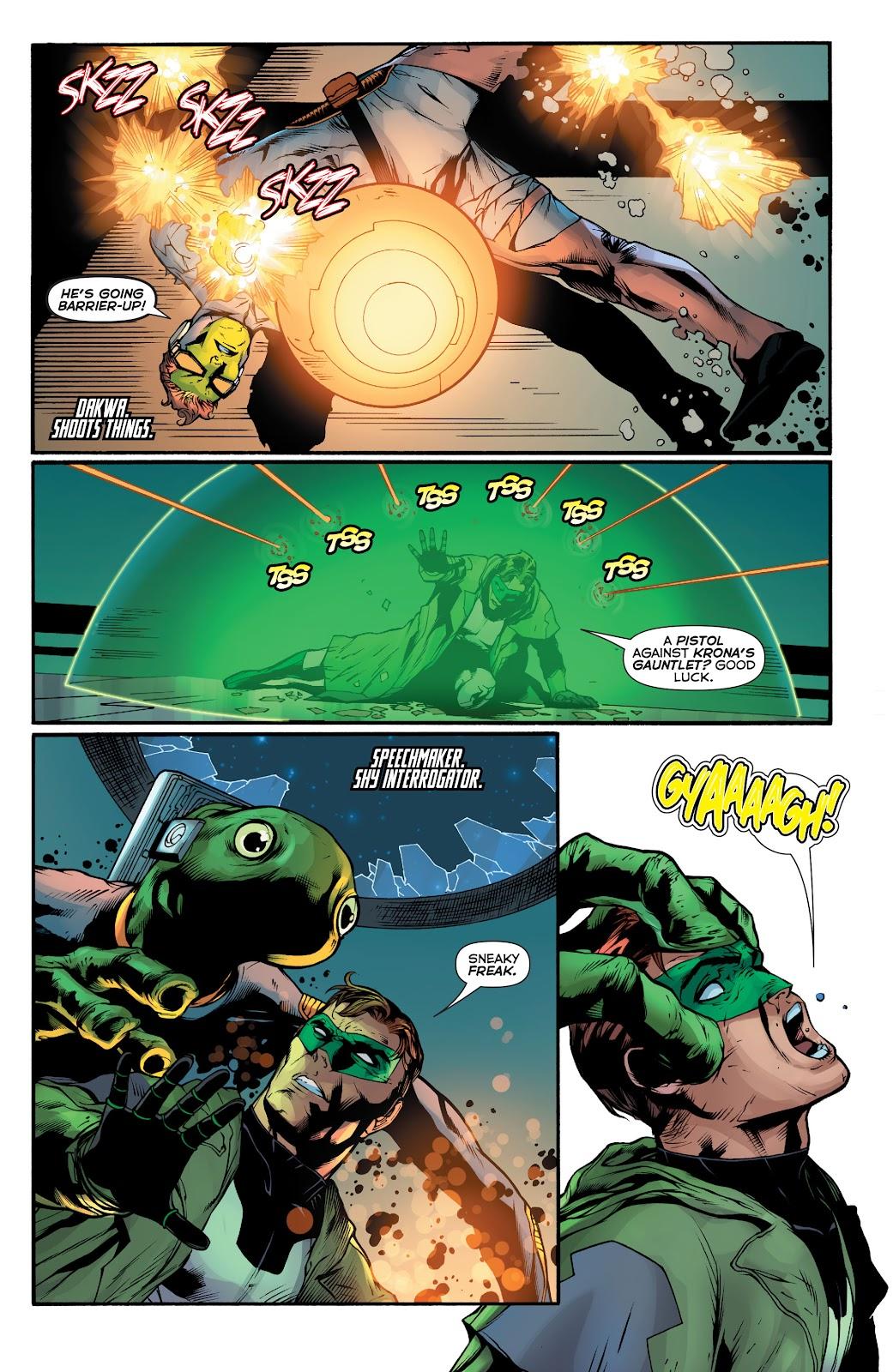 Green Lantern (2011) Issue #52 #61 - English 9