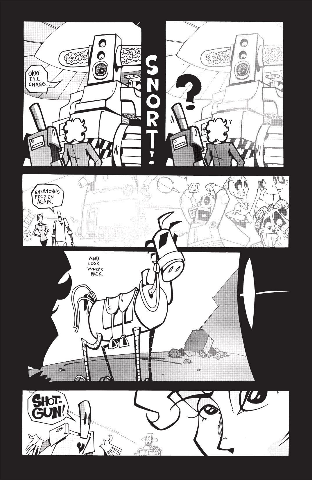 Read online Scud: The Disposable Assassin: The Whole Shebang comic -  Issue # TPB (Part 3) - 38