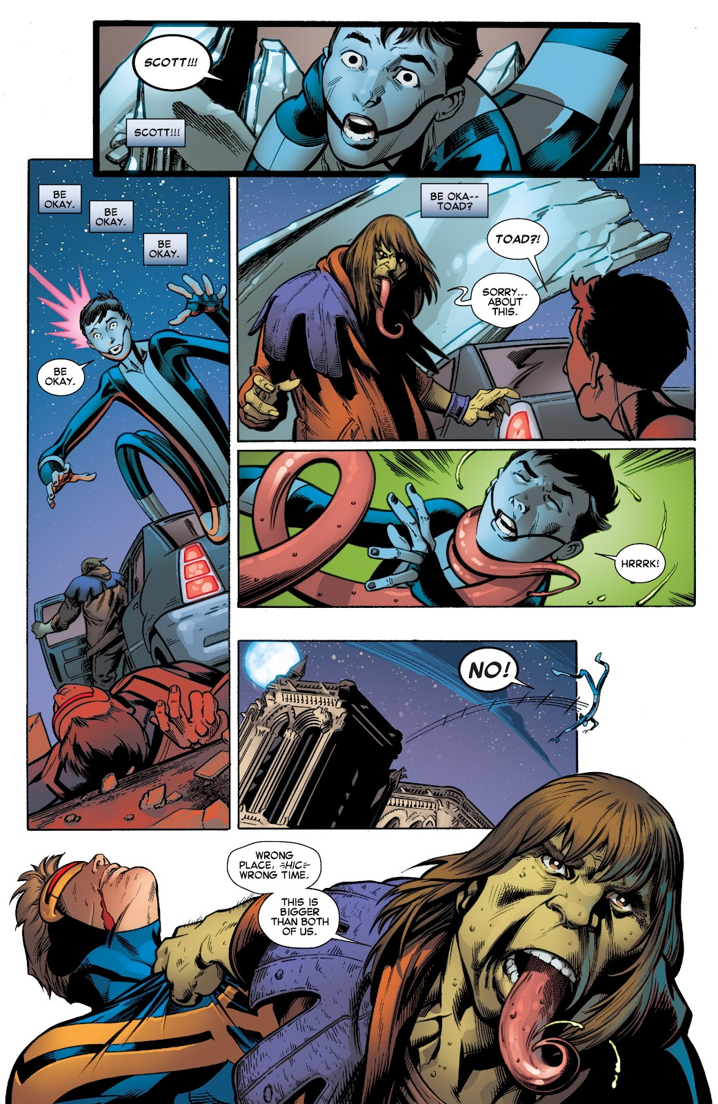 All-New X-Men (2016) Issue #6 #8 - English 8