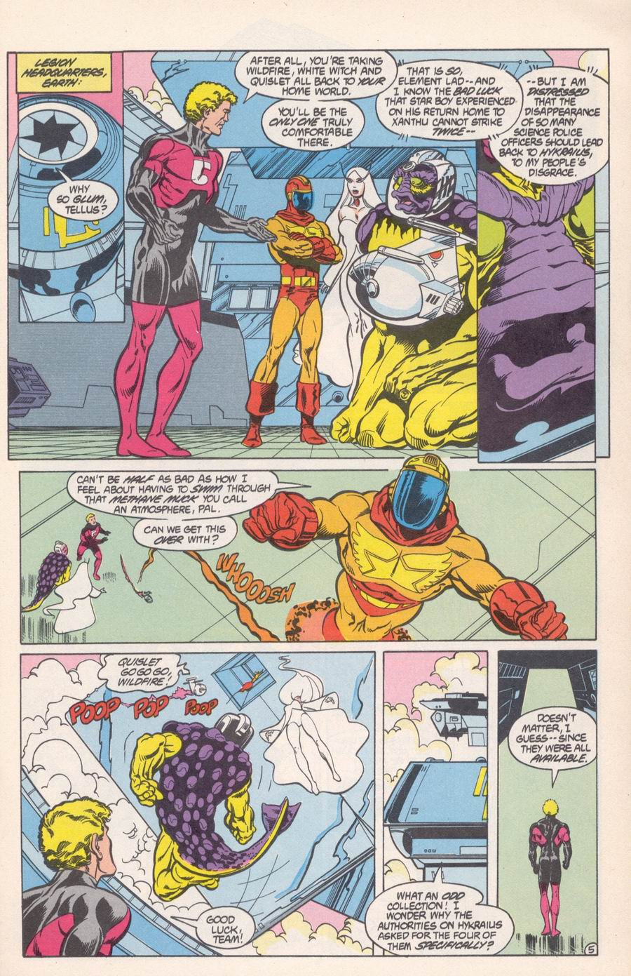Tales of the Legion Issue #354 #41 - English 6