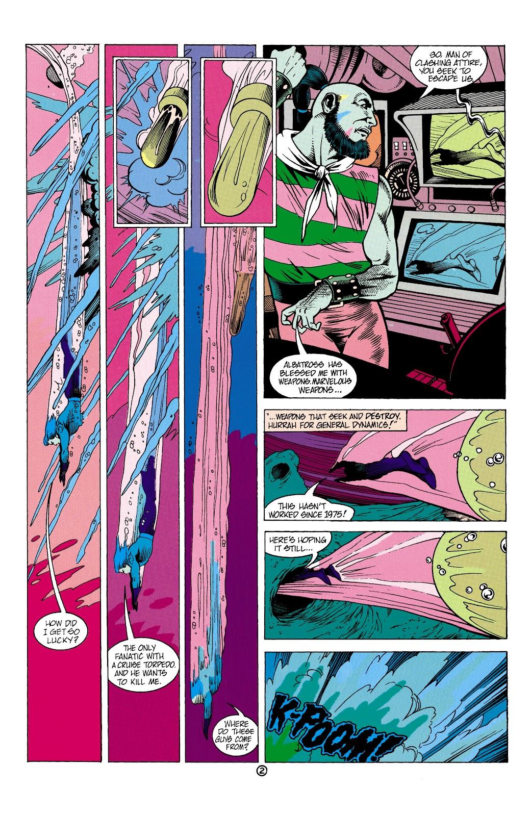 Aquaman (1991) Issue #5 #5 - English 3