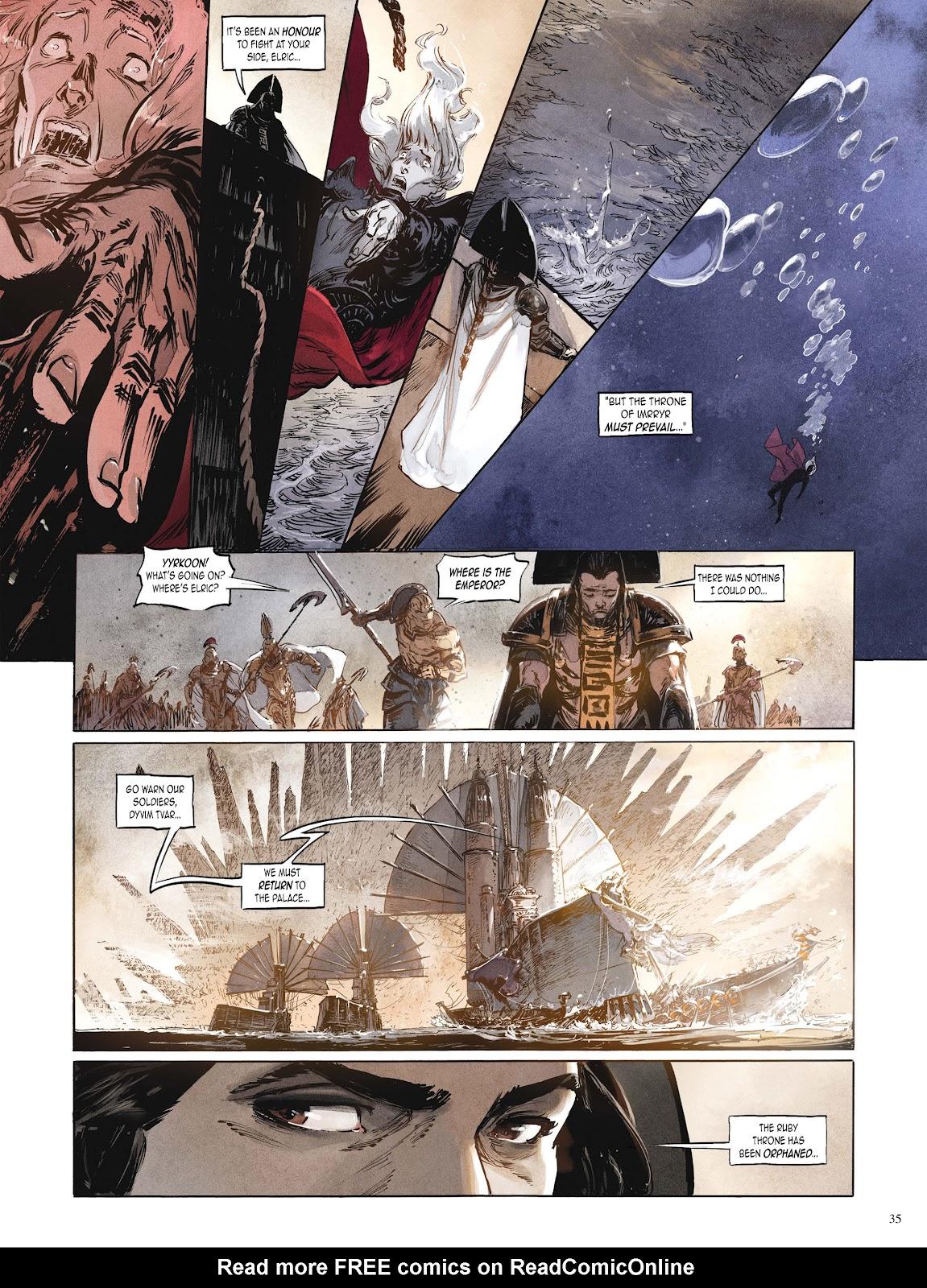 Elric (2014) TPB 1 #1 - English 34