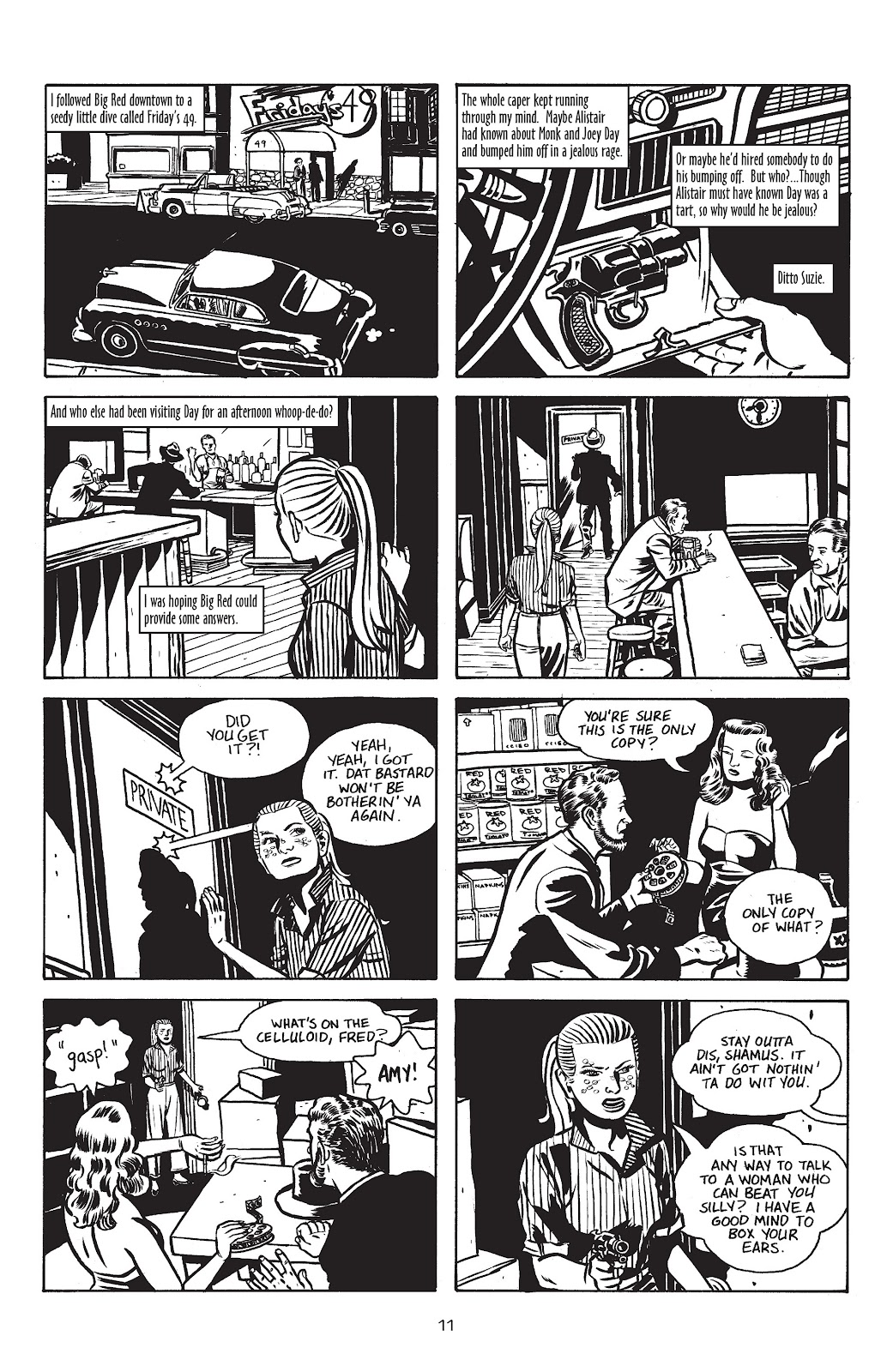 Stray Bullets Issue #18 #18 - English 13