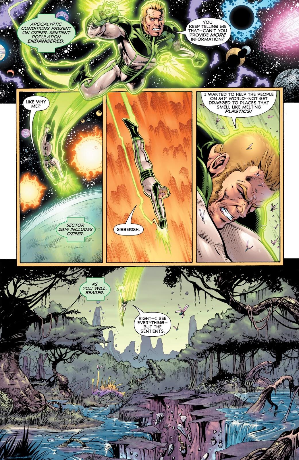 Legion of Super-Heroes (2010) Issue #3 #4 - English 12