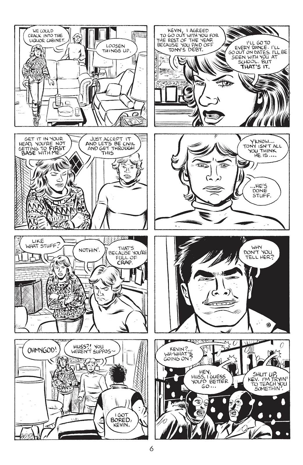 Stray Bullets Issue #38 #38 - English 8