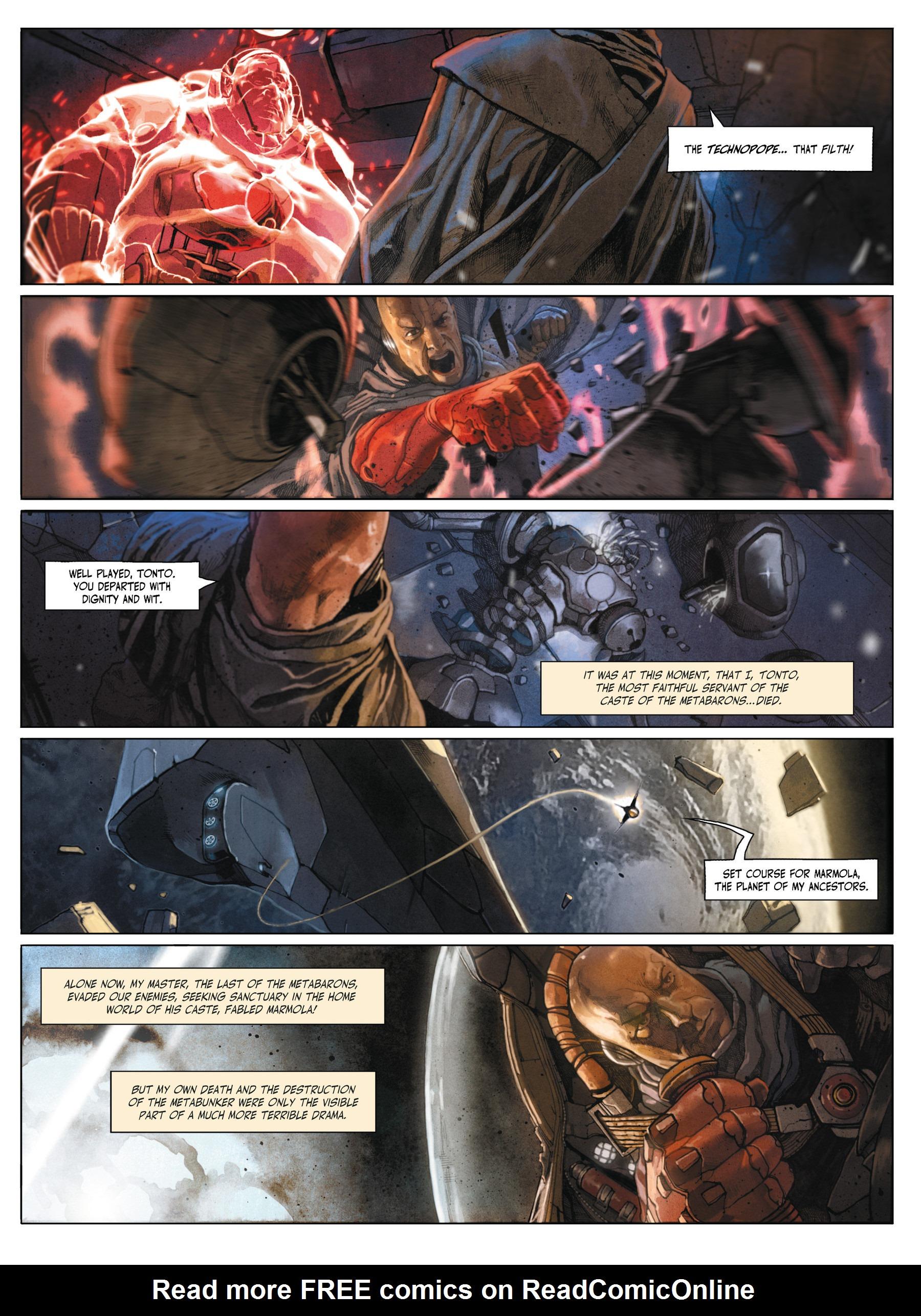 The Metabaron #1 #6 - English 8