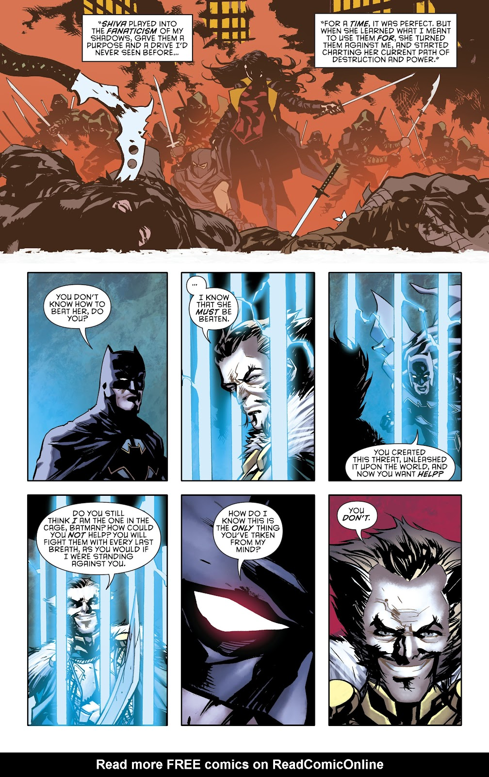 Detective Comics (2016) Issue #954 #21 - English 15
