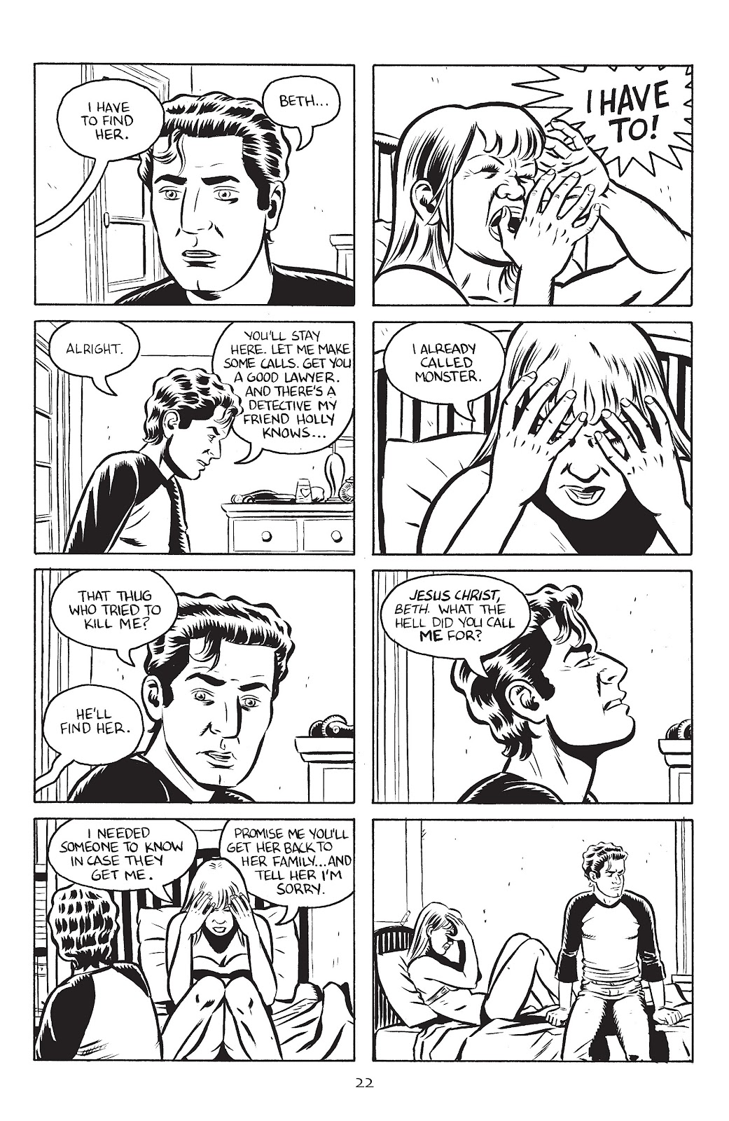 Stray Bullets Issue #27 #27 - English 24