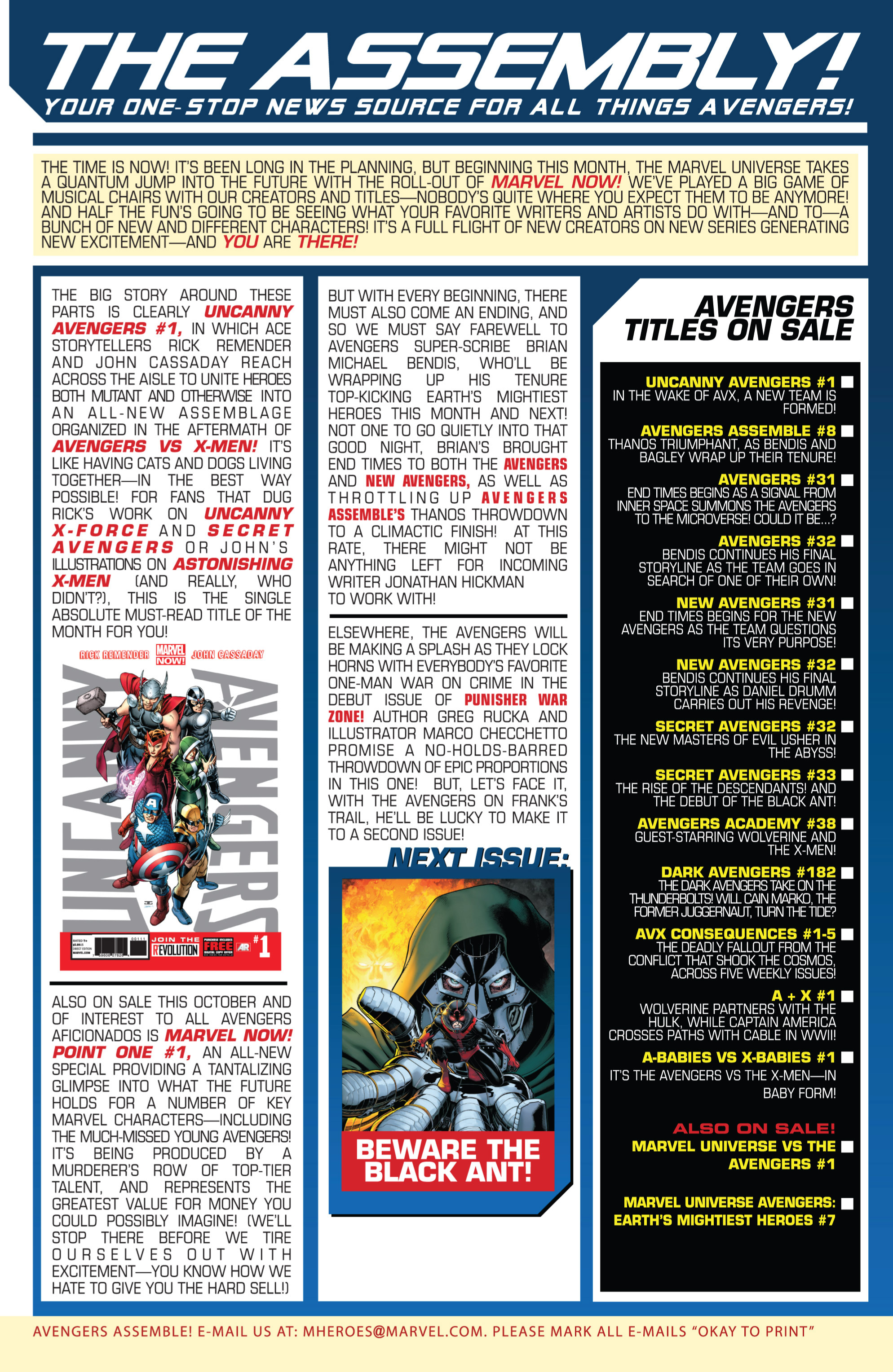 Read online Secret Avengers (2010) comic -  Issue #32 - 24