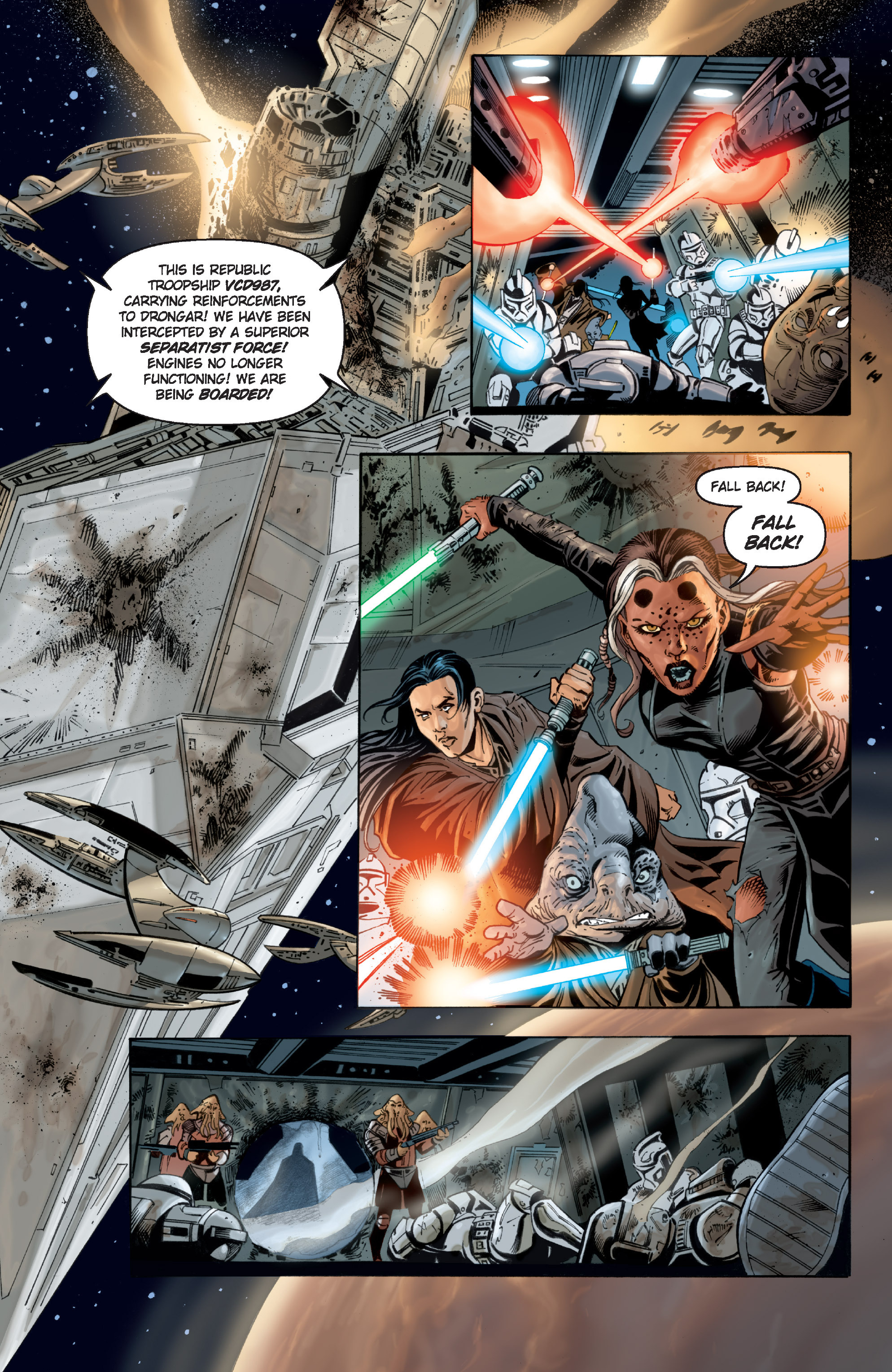 Star Wars Legends Epic Collection: The Clone Wars chap 2 pic 97