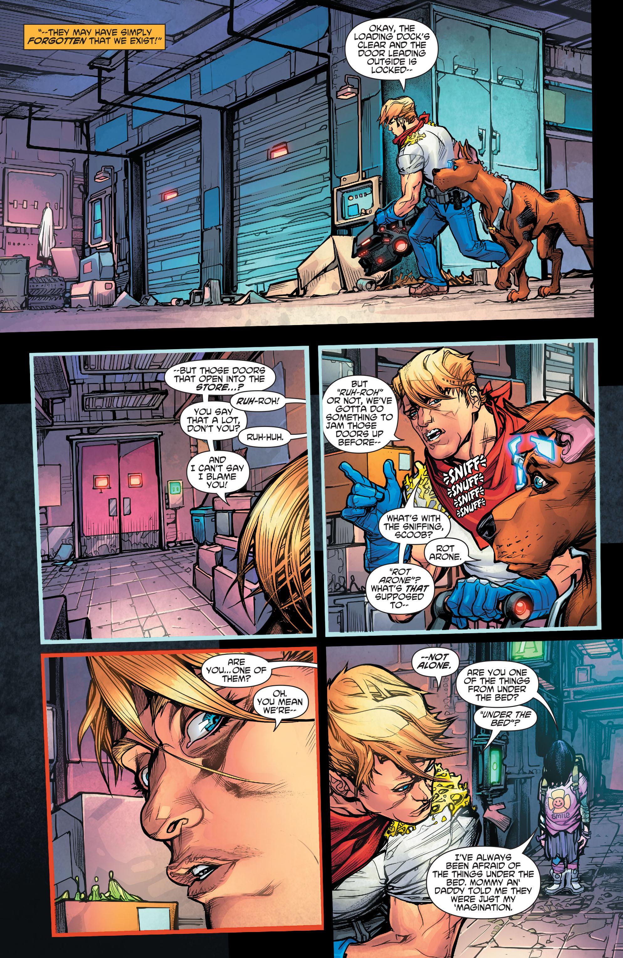Read online Scooby Apocalypse comic -  Issue #5 - 13