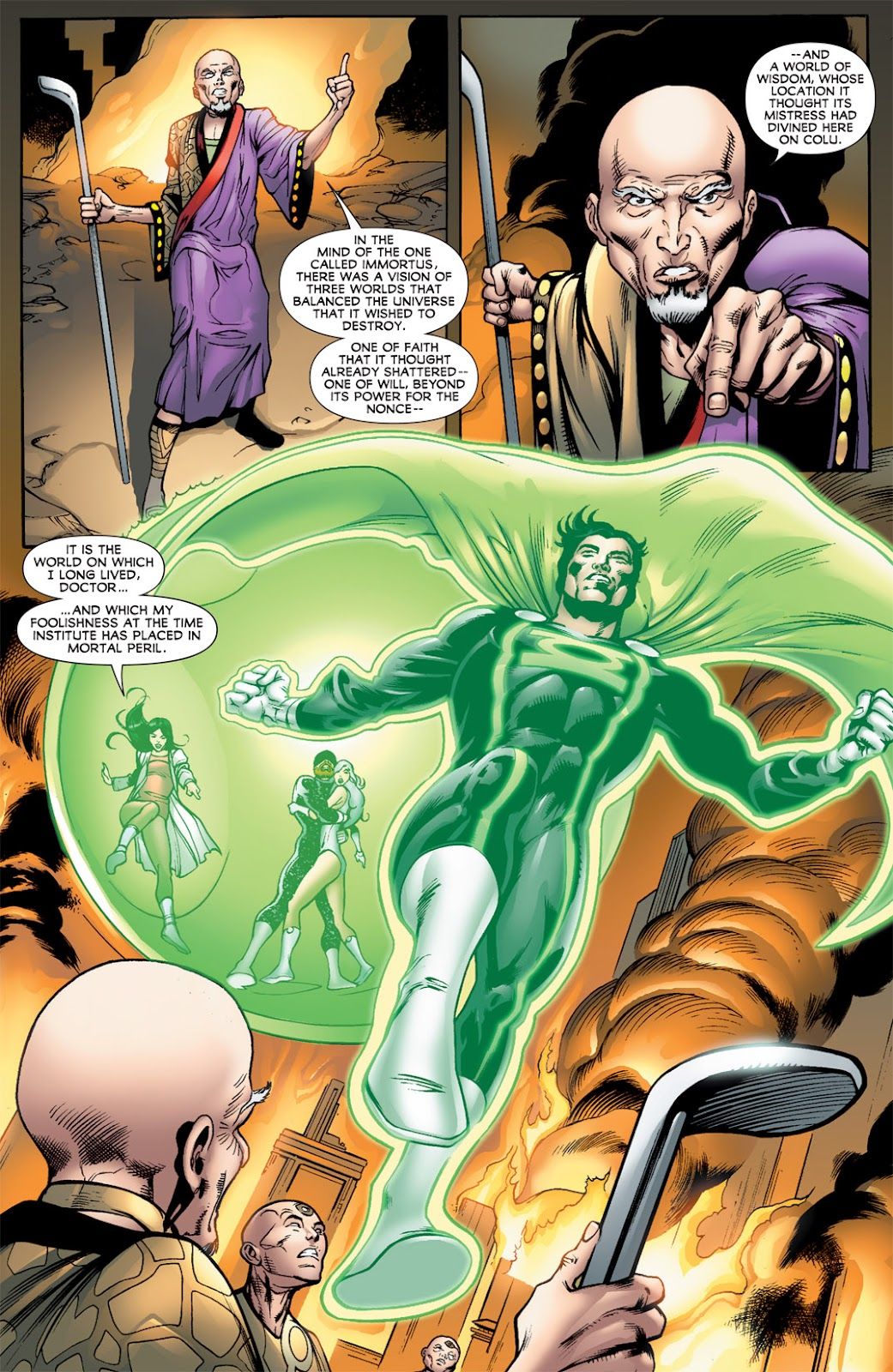Legion of Super-Heroes (2010) Issue #14 #15 - English 18