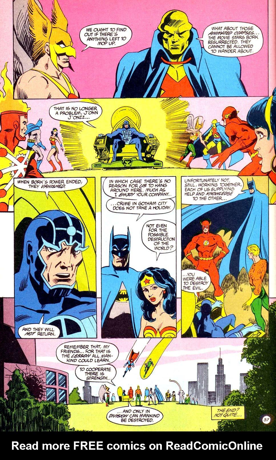 DC Challenge #12 #12 - English 38
