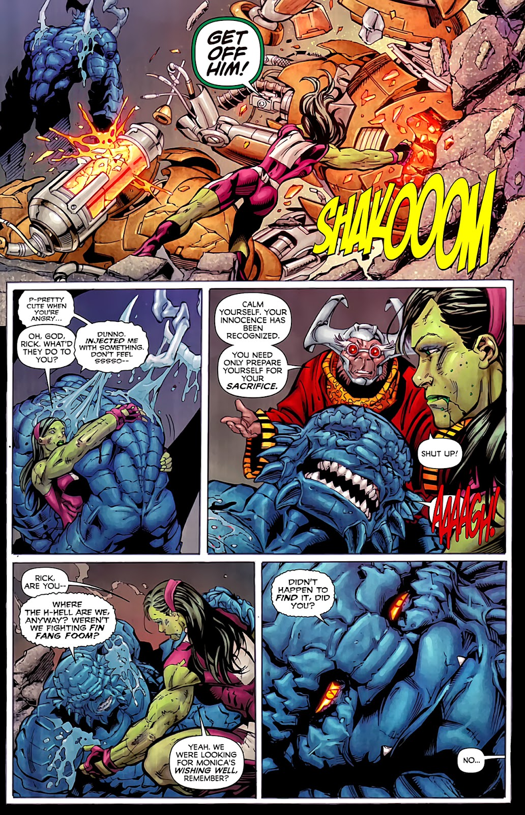Incredible Hulks (2010) Issue #632 #22 - English 5