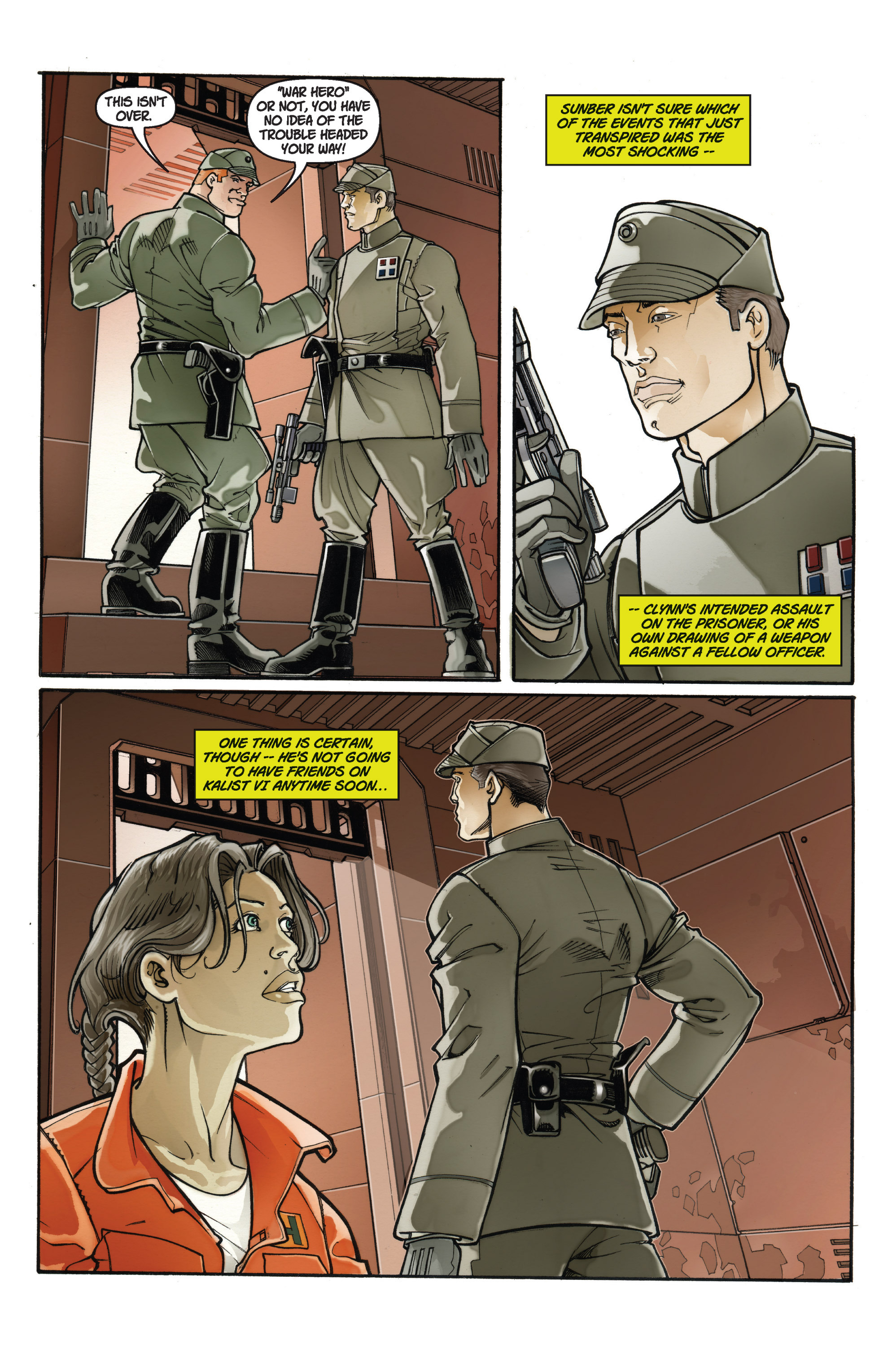 Read online Star Wars: Empire comic -  Issue #38 - 11