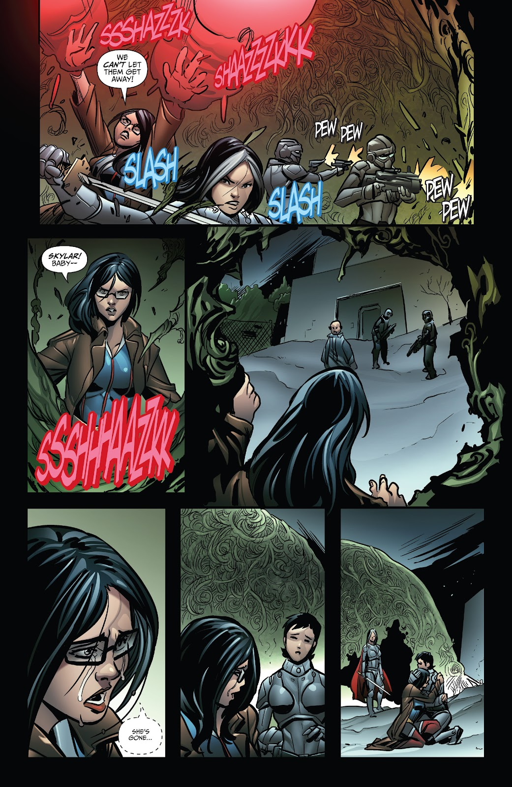 Grimm Fairy Tales (2005) Issue #121 #124 - English 14