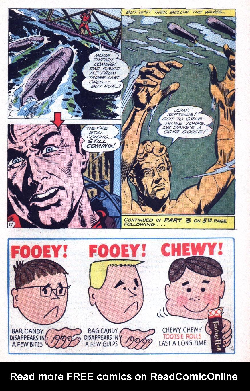 Read online Sea Devils comic -  Issue #26 - 24