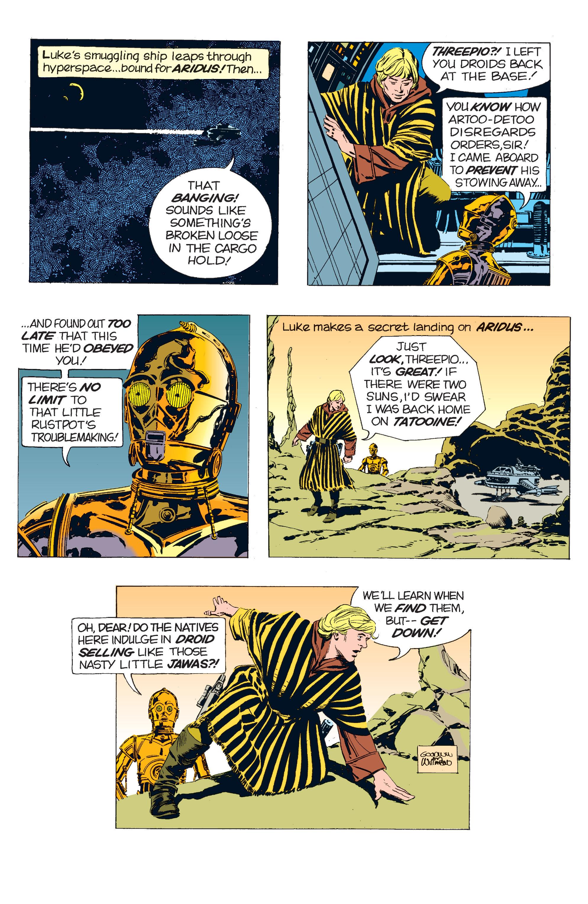 Classic Star Wars #10 #10 - English 11