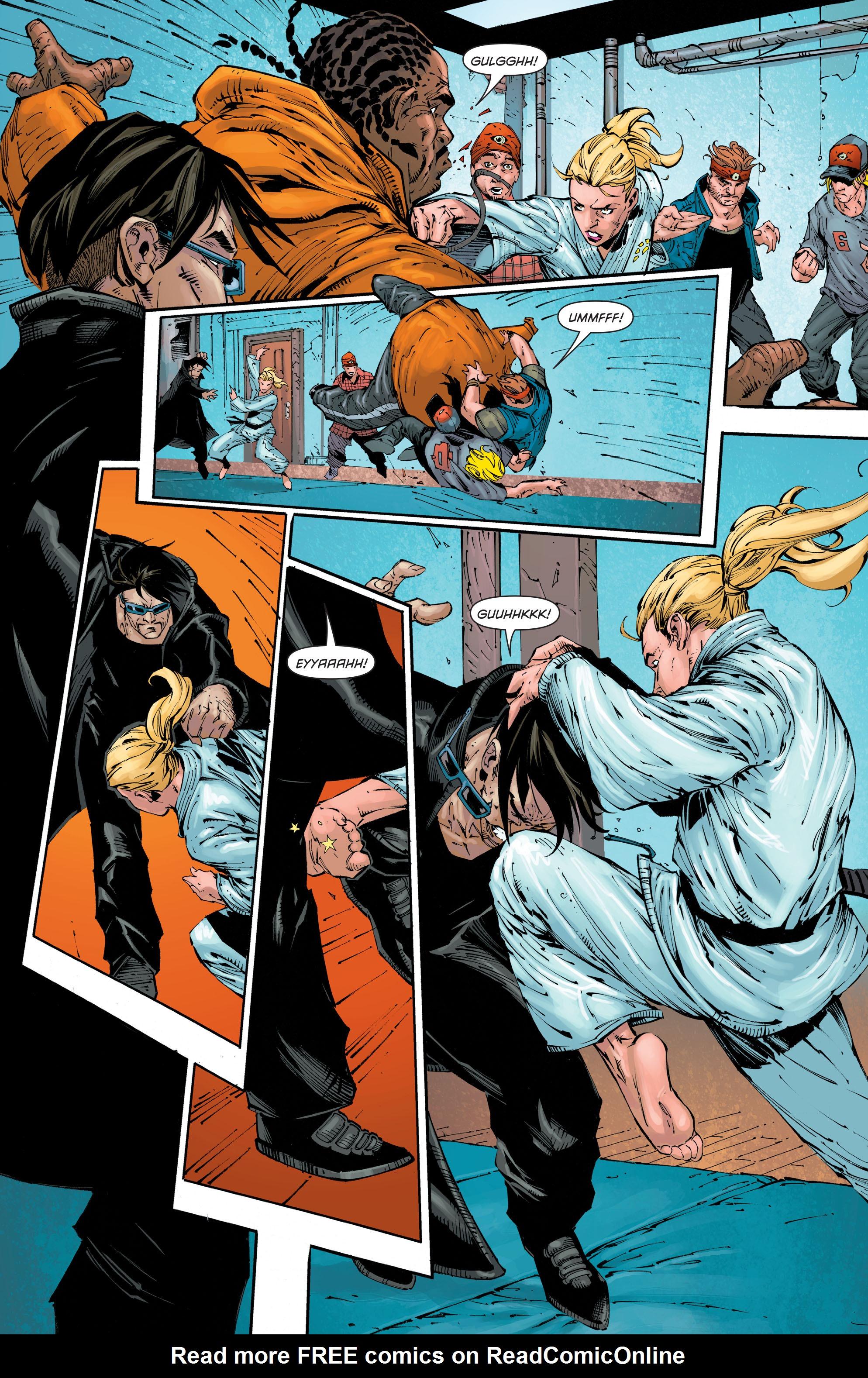 DC Comics: Zero Year chap tpb pic 176