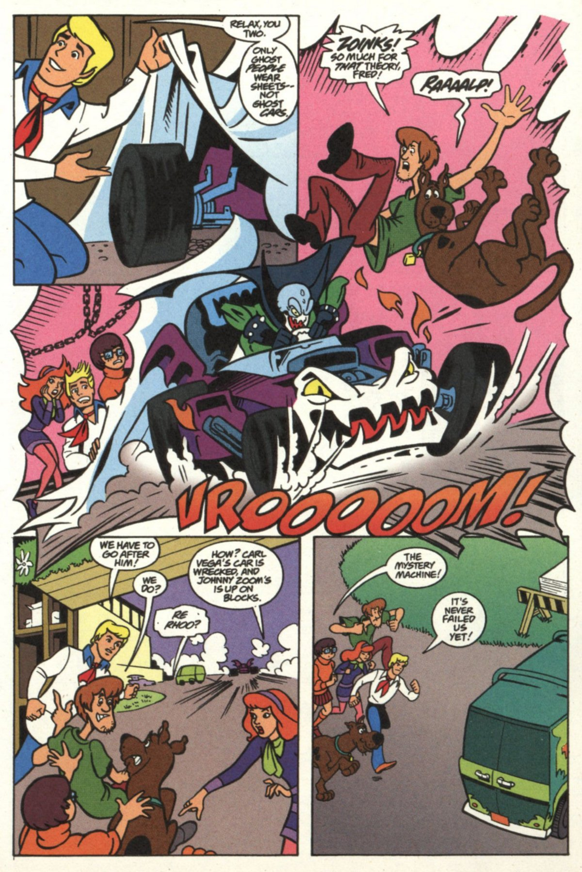 Read online Scooby-Doo (1997) comic -  Issue #20 - 10