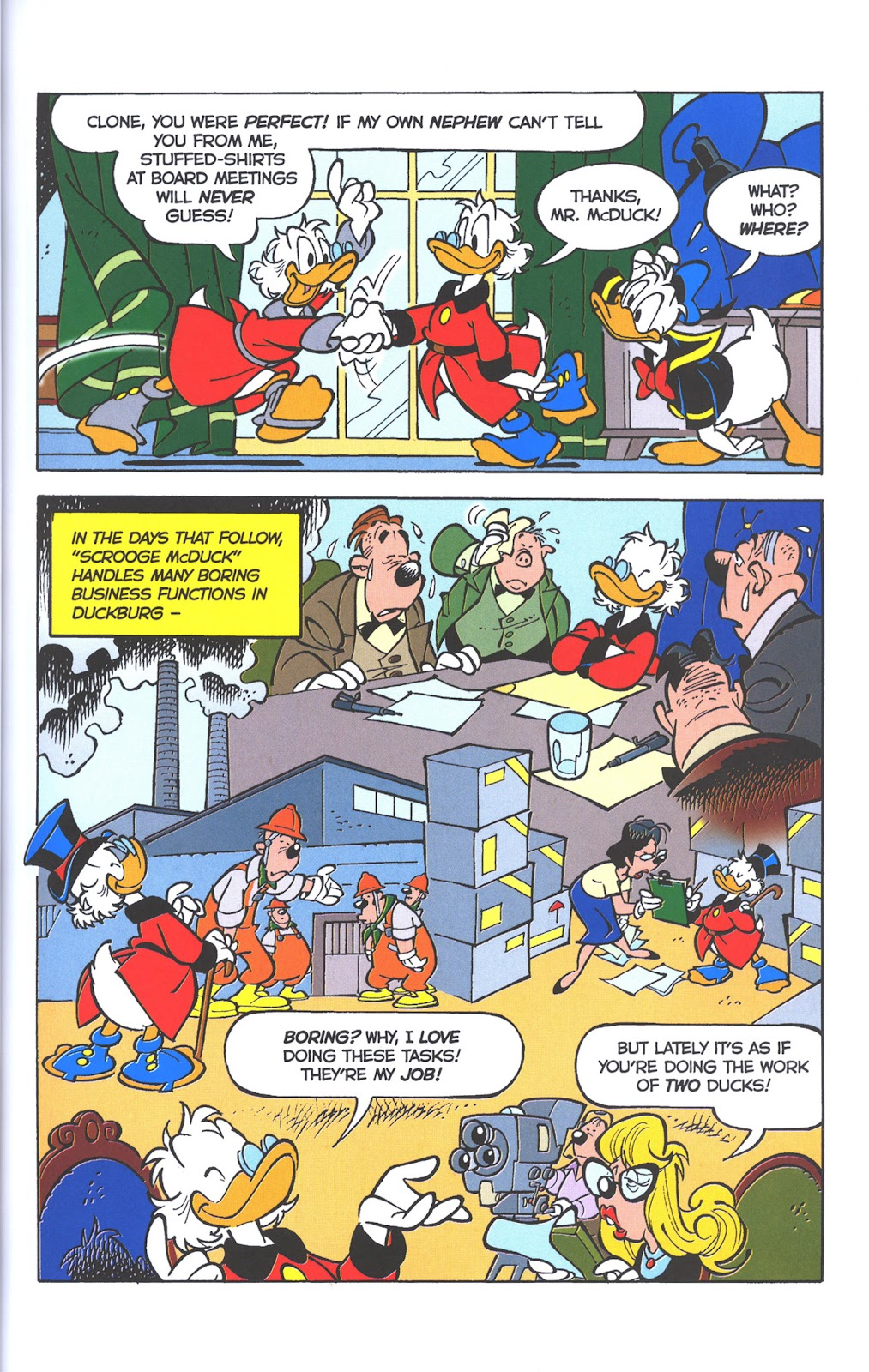 Uncle Scrooge (1953) Issue #368 #368 - English 13