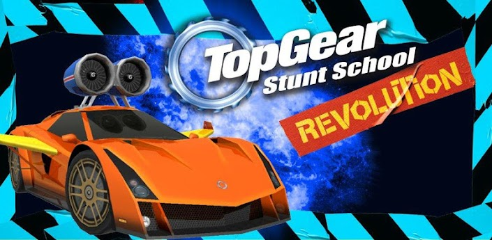 [Android] Top Gear SSR Pro v3.3 full apk data