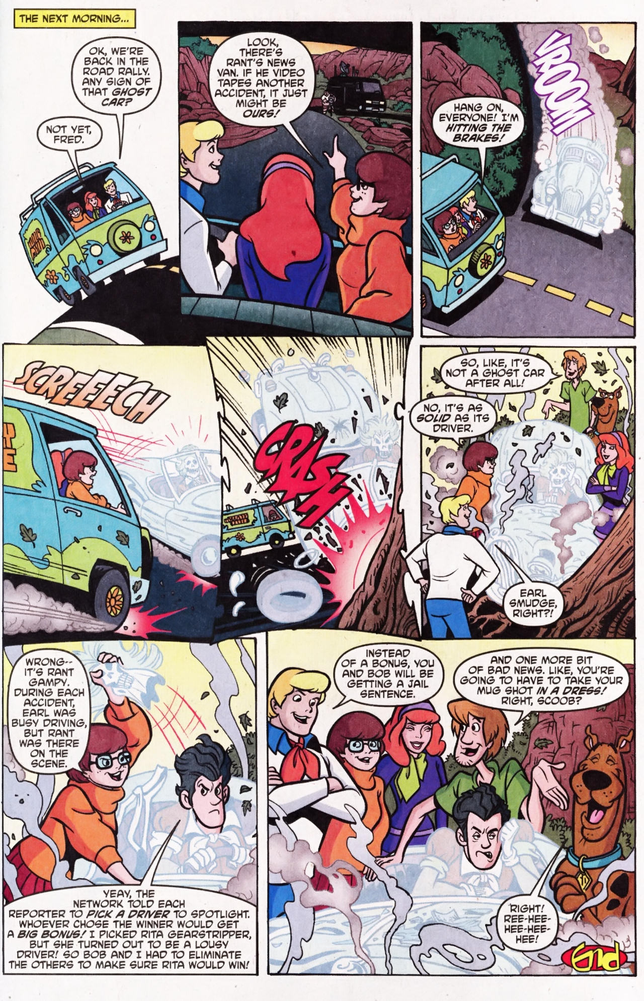 Read online Scooby-Doo (1997) comic -  Issue #134 - 16