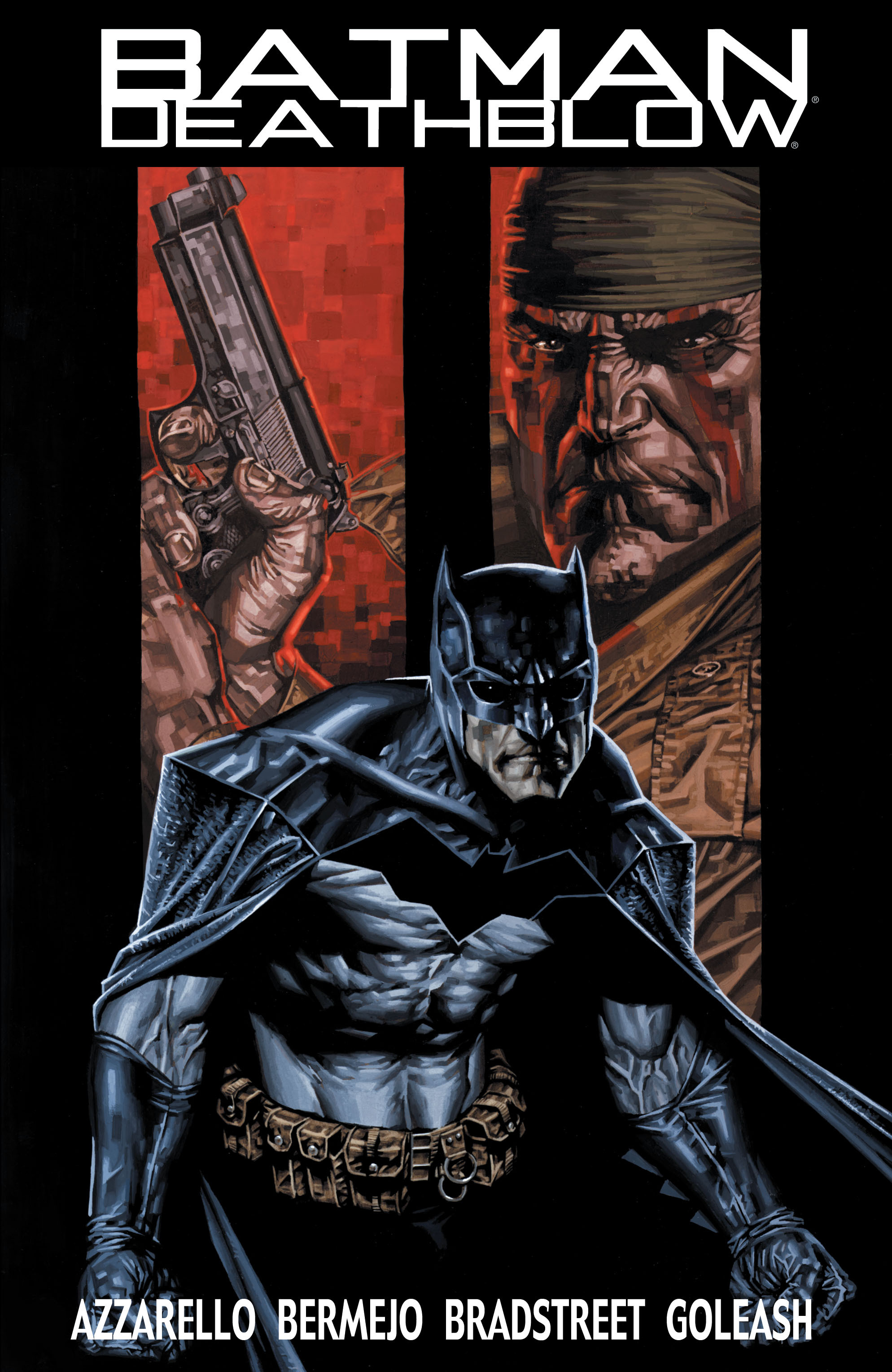 Batman/Deathblow: After The Fire 2 Page 1