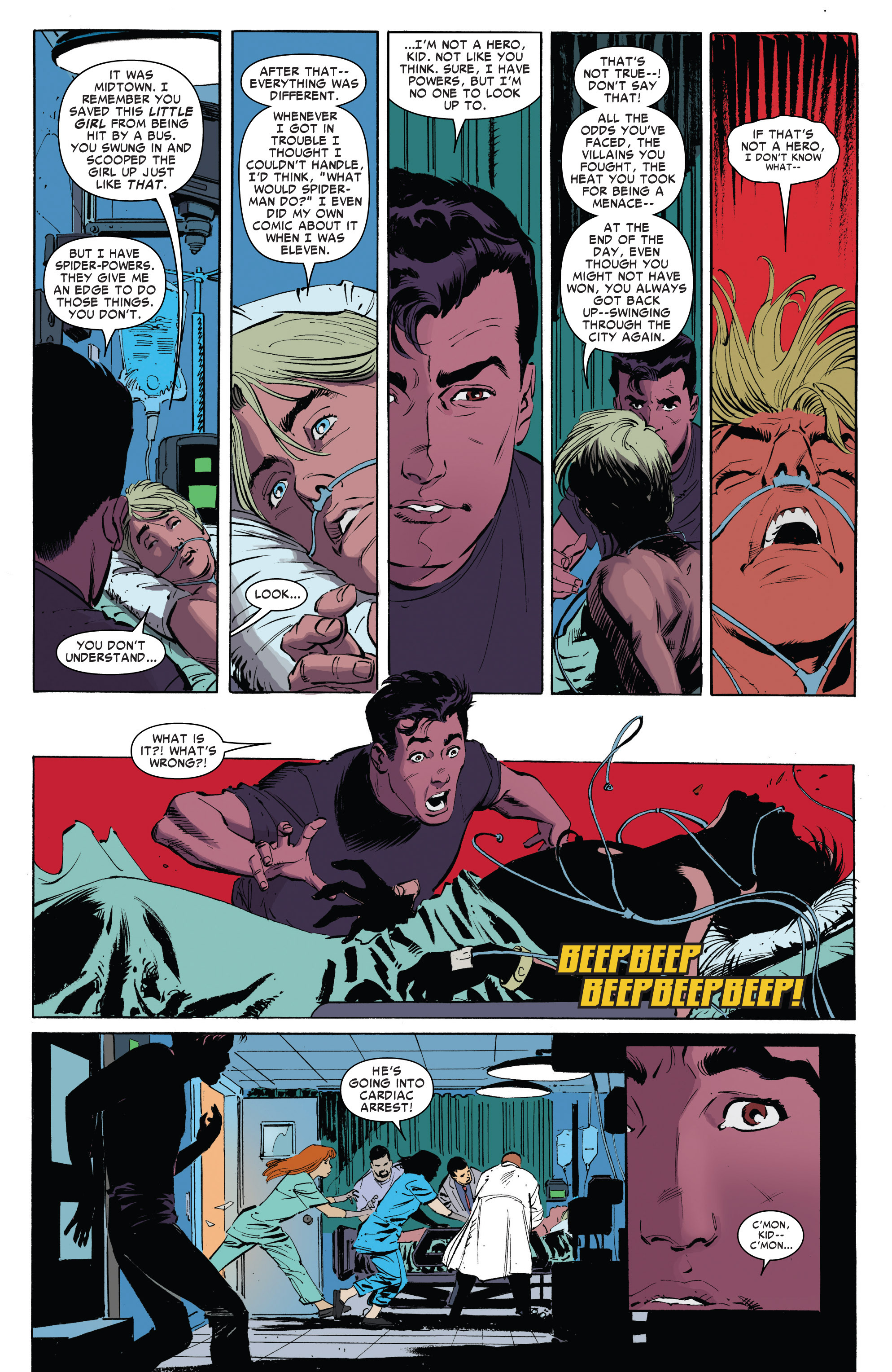 The Amazing Spider-Man (1963) chap 5 pic 30