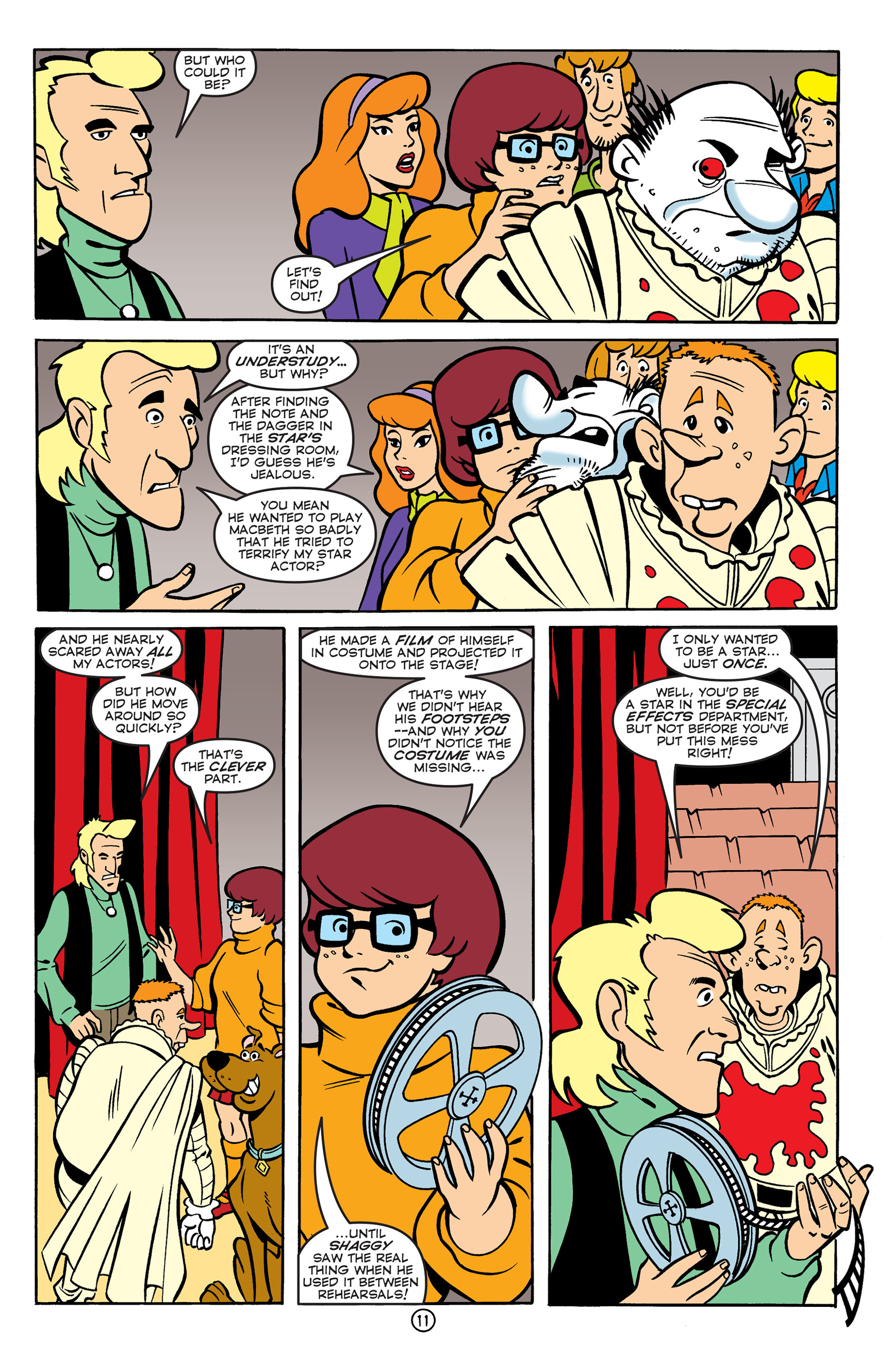 Read online Scooby-Doo (1997) comic -  Issue #52 - 21