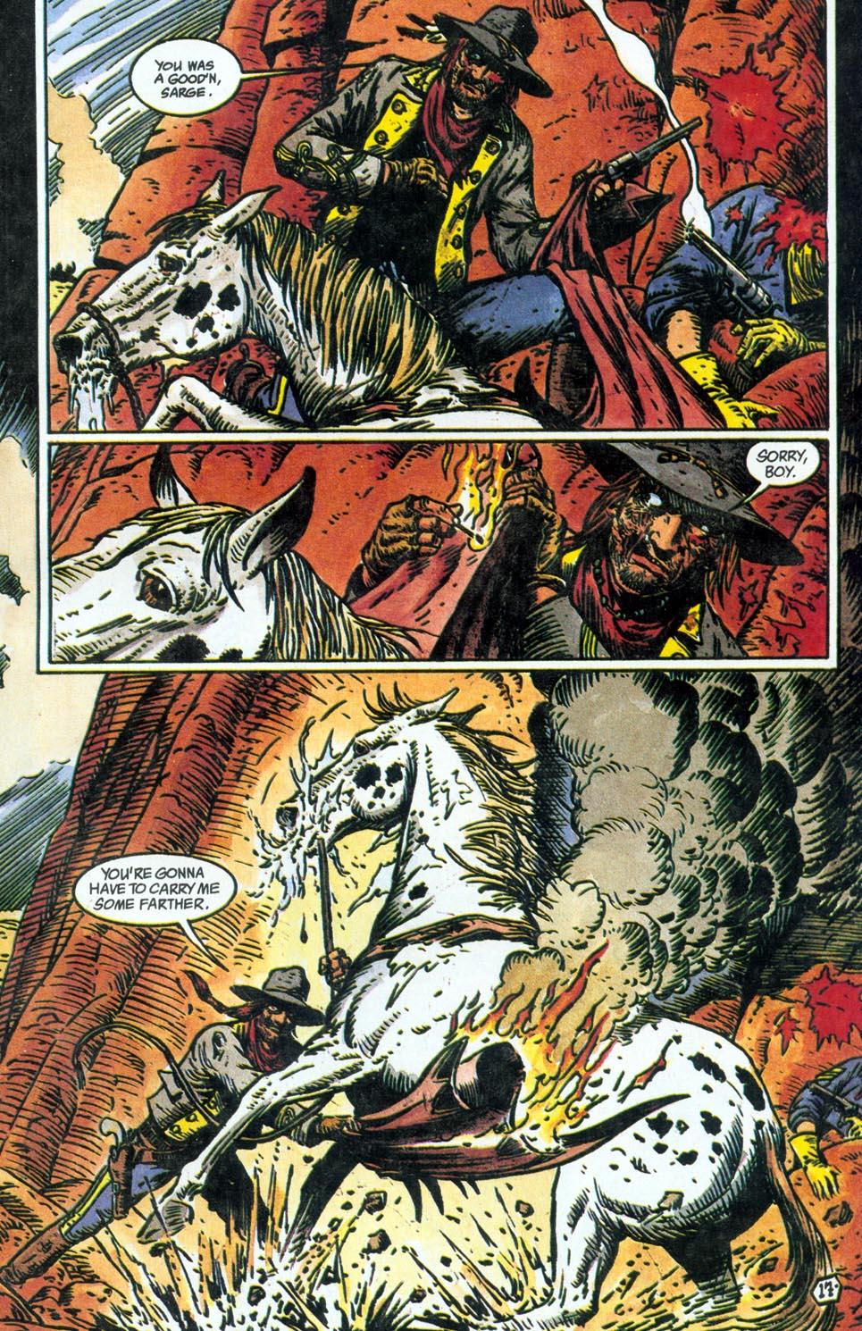 Jonah Hex: Two-Gun Mojo Issue #5 #5 - English 19