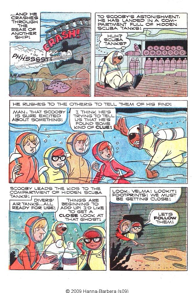 Read online Scooby-Doo... Where Are You! (1970) comic -  Issue #4 - 10