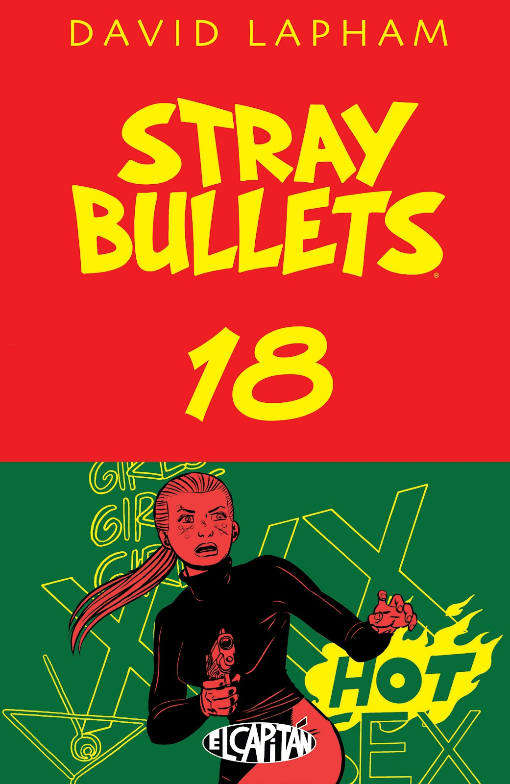 Stray Bullets Issue #18 #18 - English 1