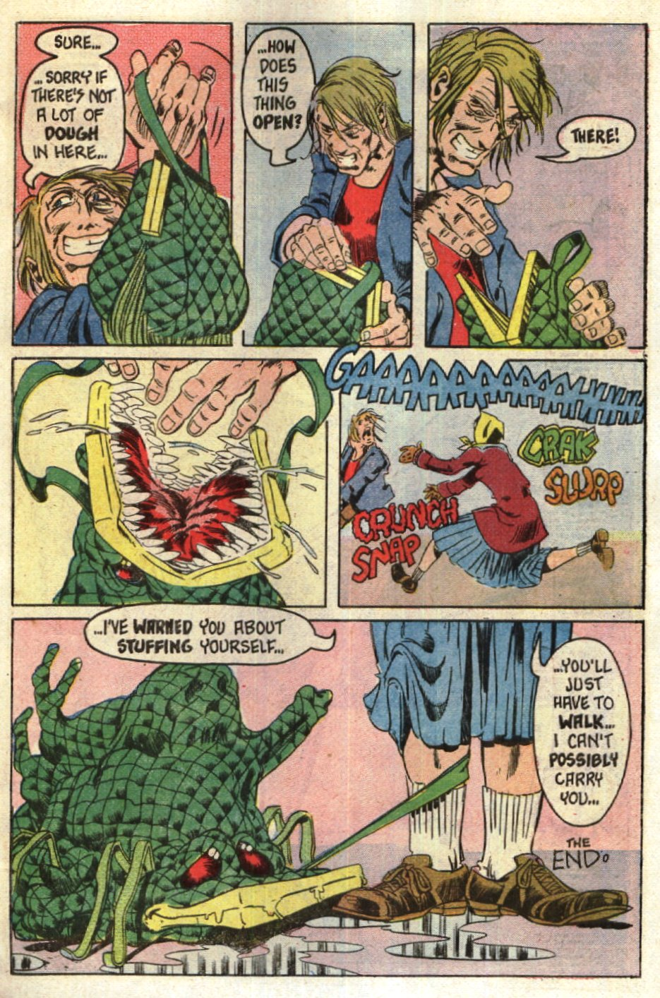 Read online Scary Tales comic -  Issue #6 - 15