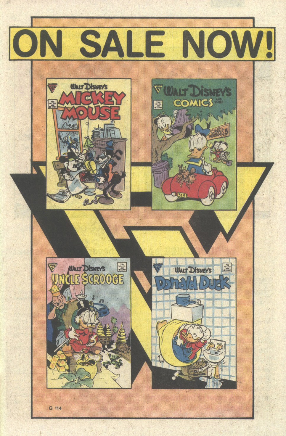 Uncle Scrooge (1953) Issue #213 #213 - English 29