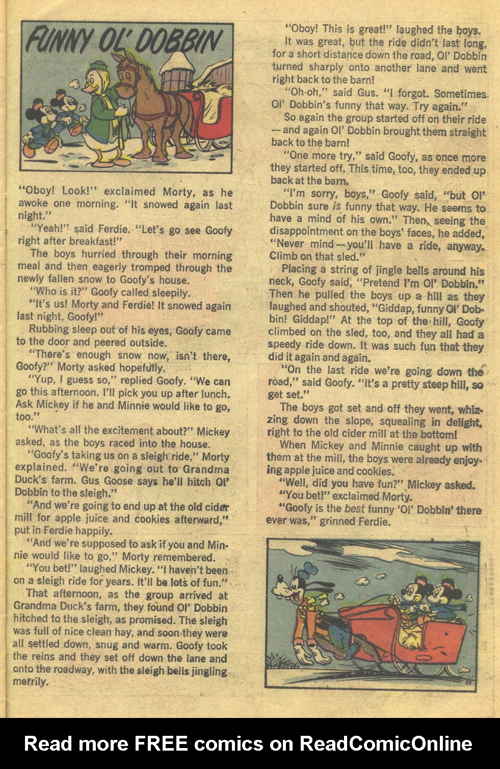 Uncle Scrooge (1953) Issue #85 #85 - English 27