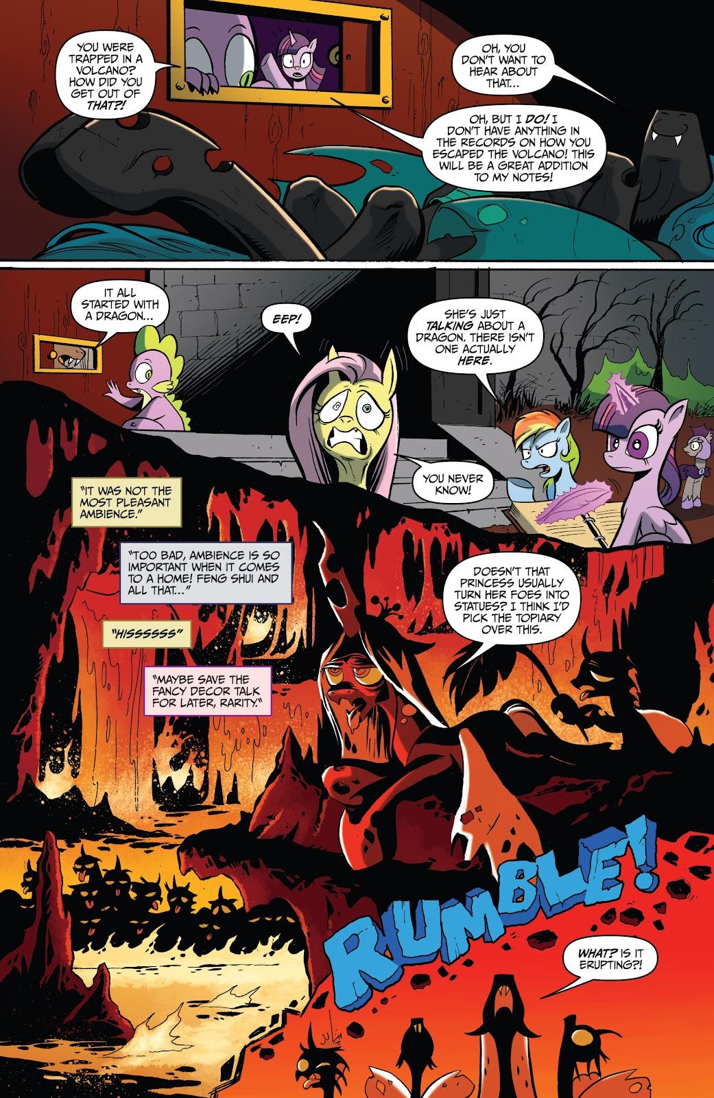 My Little Pony: Fiendship is Magic Issue #5 #5 - English 15