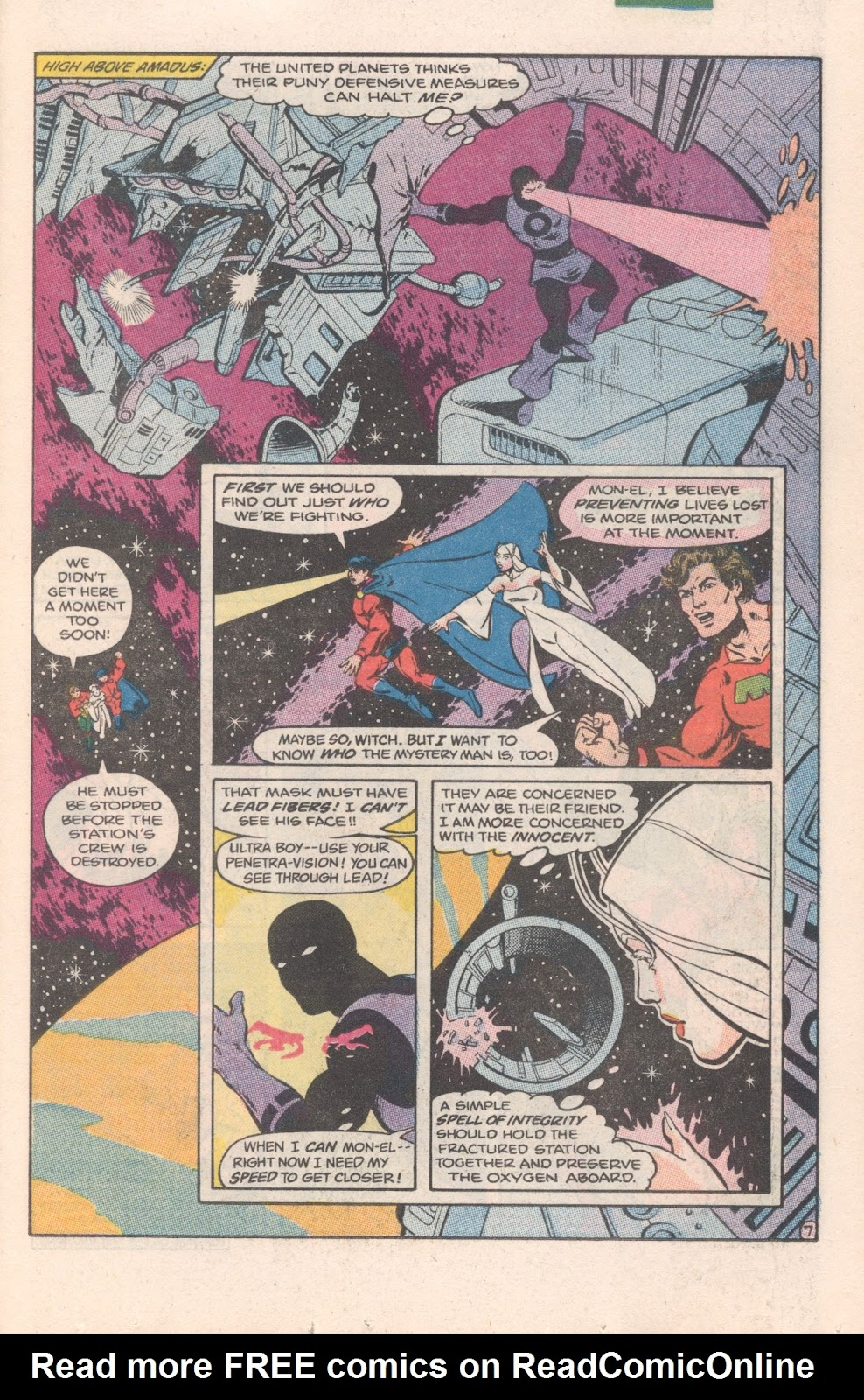 Tales of the Legion Issue #324 #11 - English 8